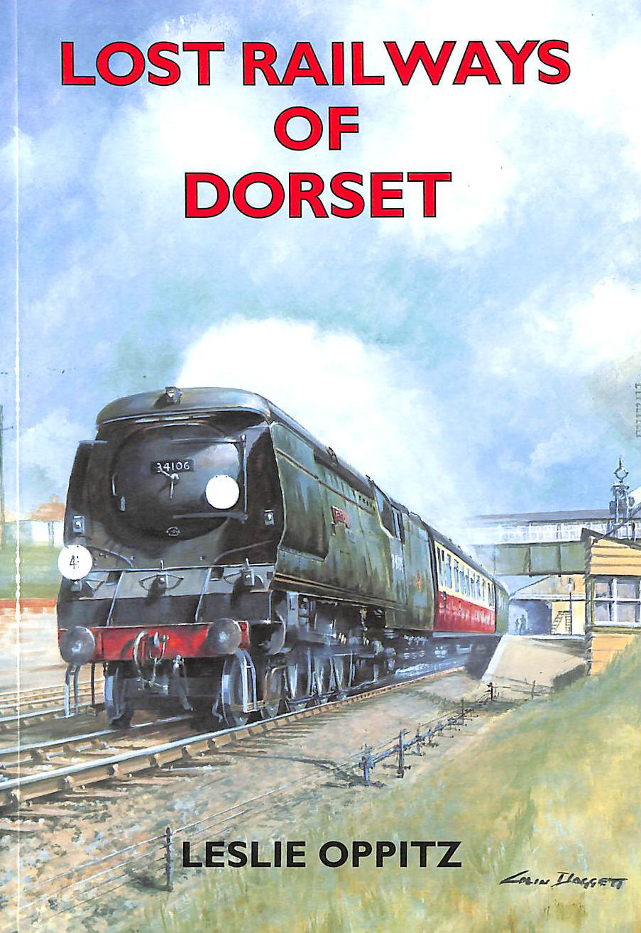 Image for Lost Railways of Dorset
