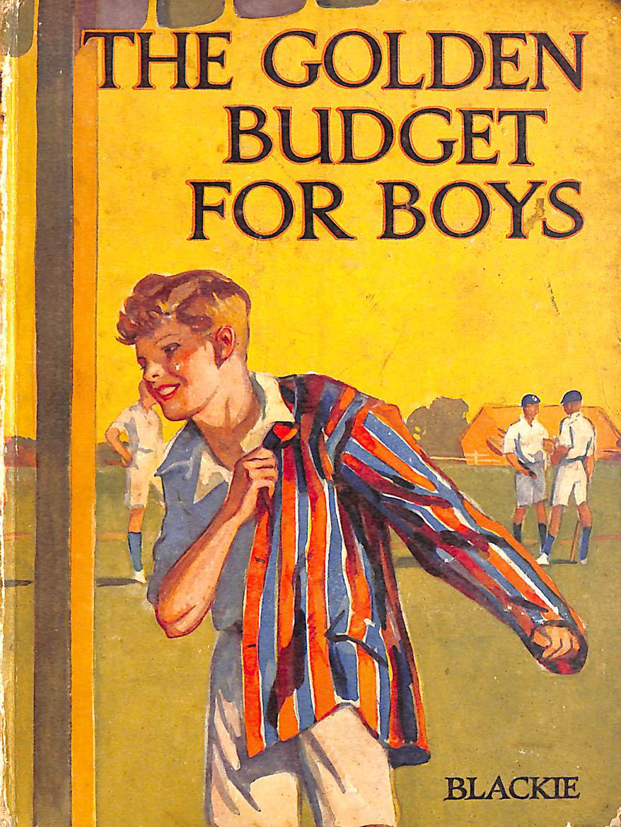 Image for The Golden Budget for Boys