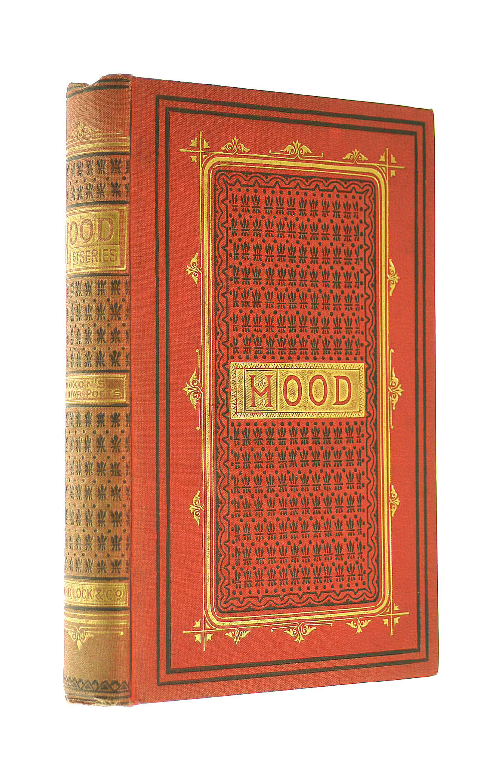 Image for Poetical Works of Thomas Hood. First Series.