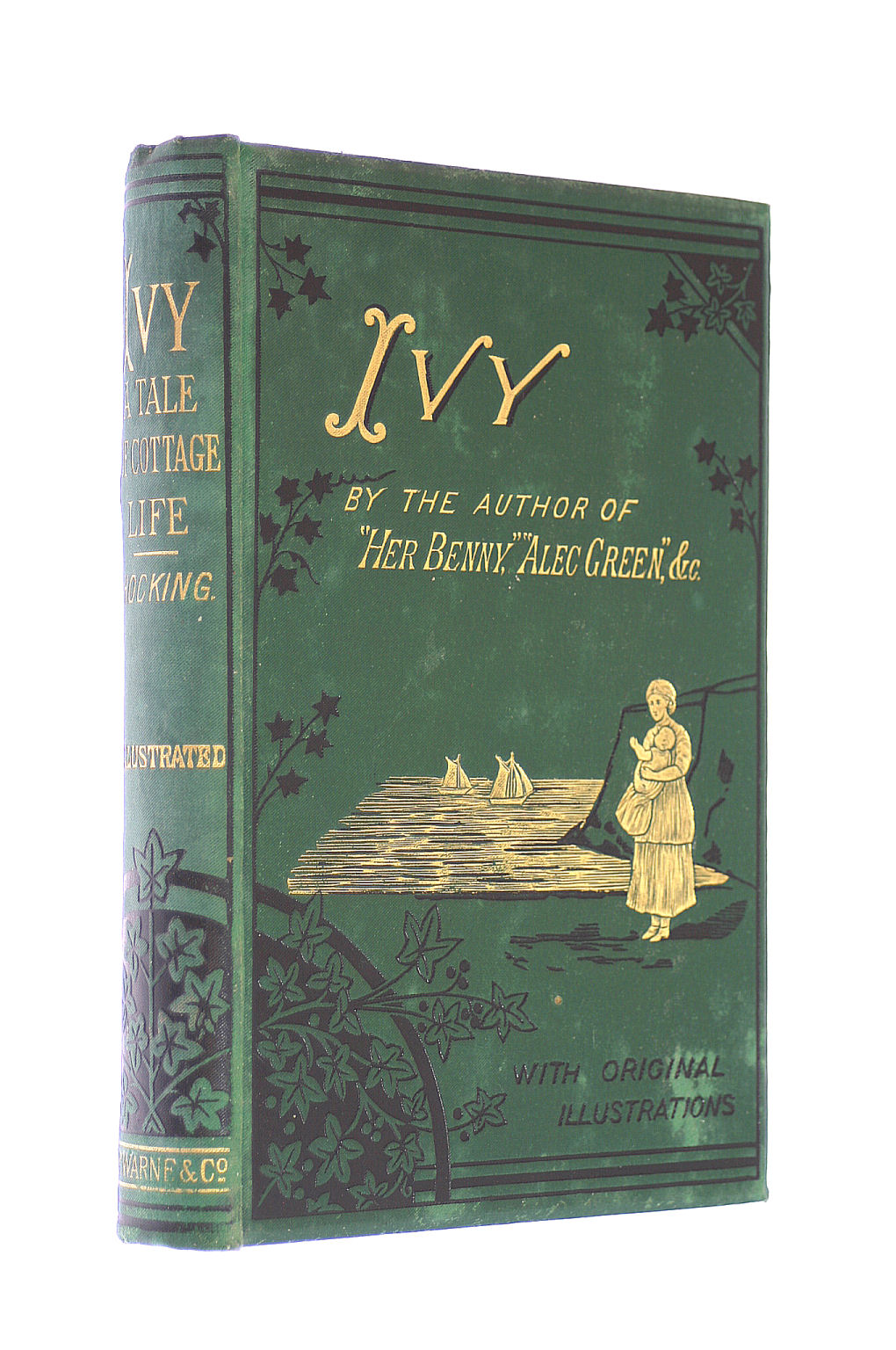 Image for Ivy. a Tale of cottage Life