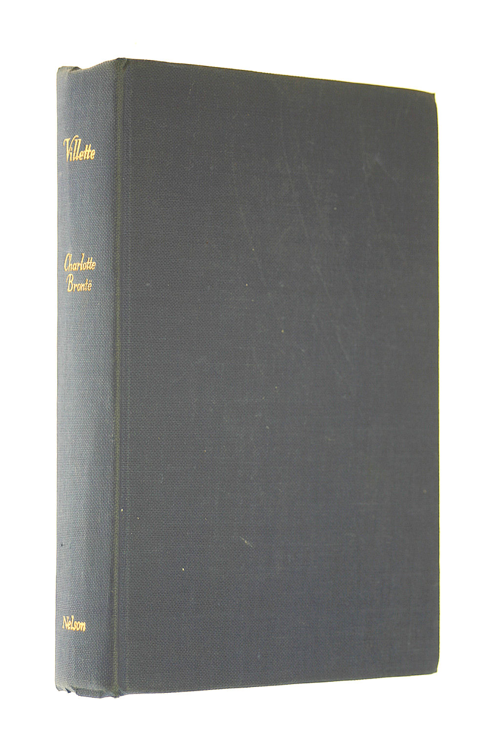 Image for Villette by Charlotte Bronte, Thomas Nelson And Sons Ltd