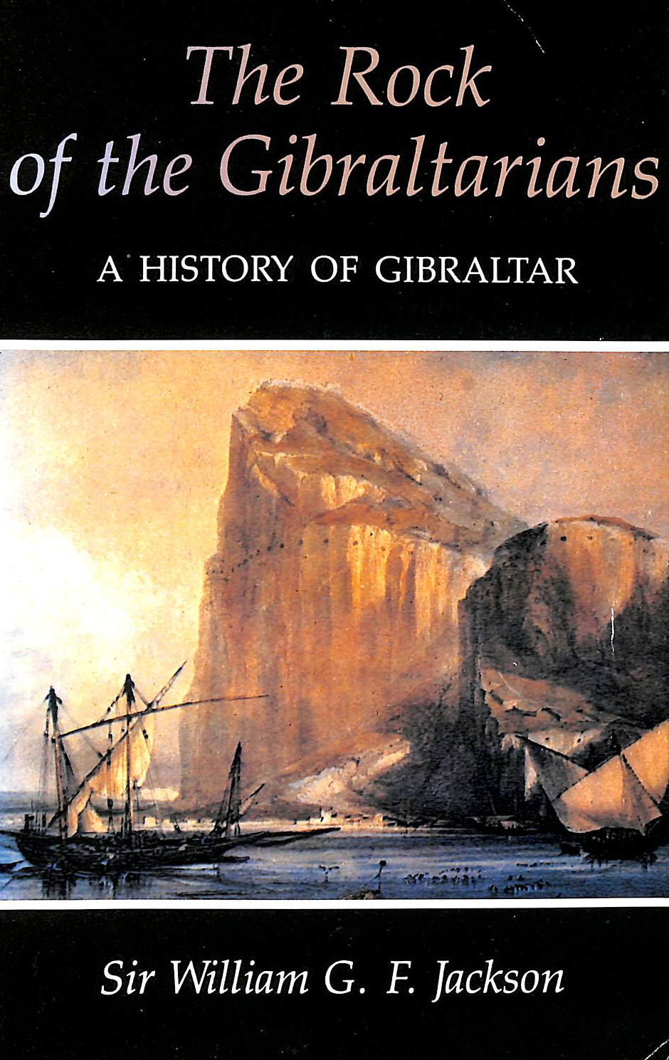Image for Rock of the Gibraltarians