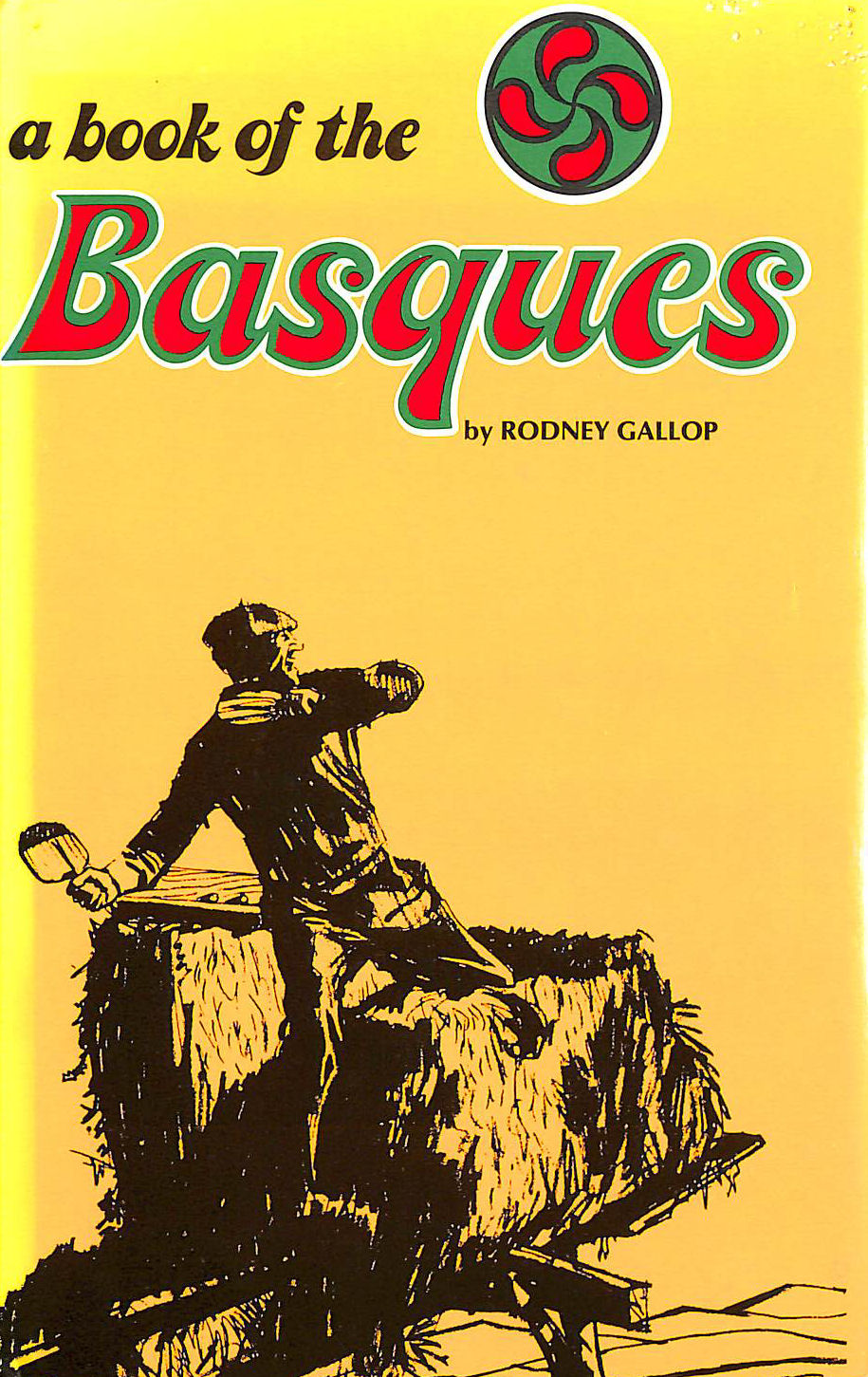Image for A Book of the Basques (Basque Series)