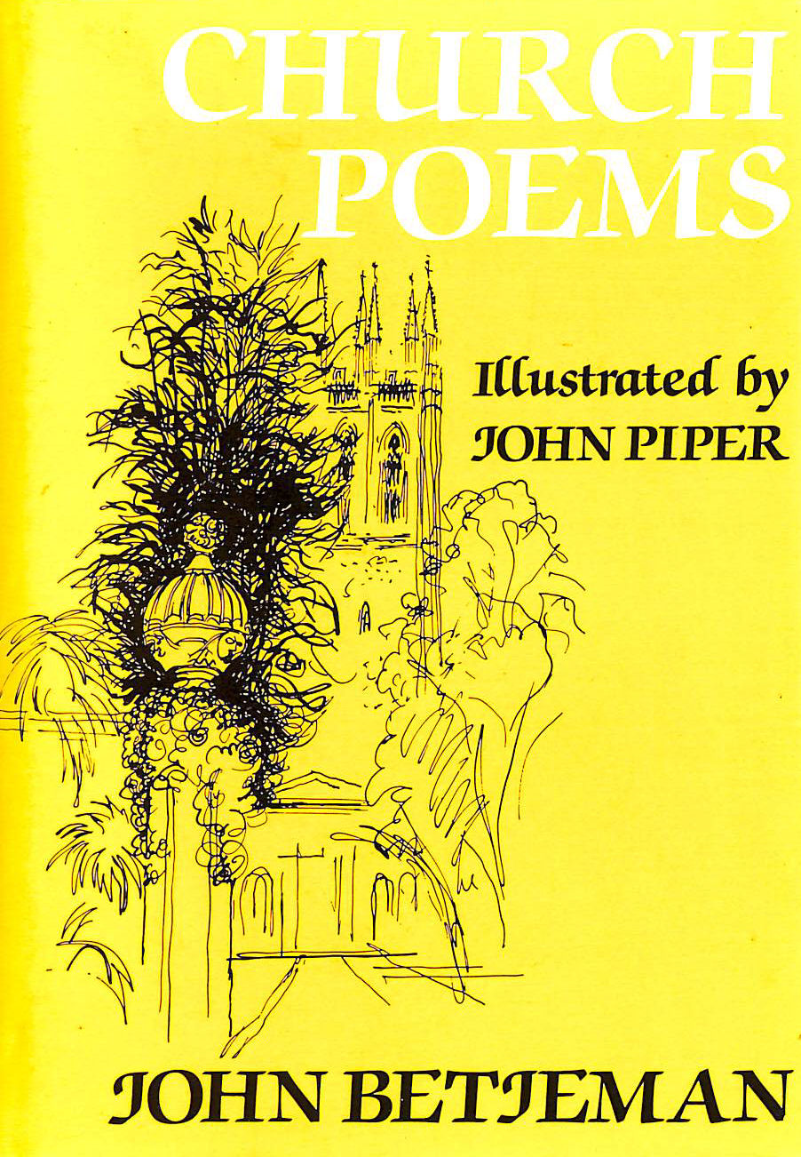 Image for Church Poems