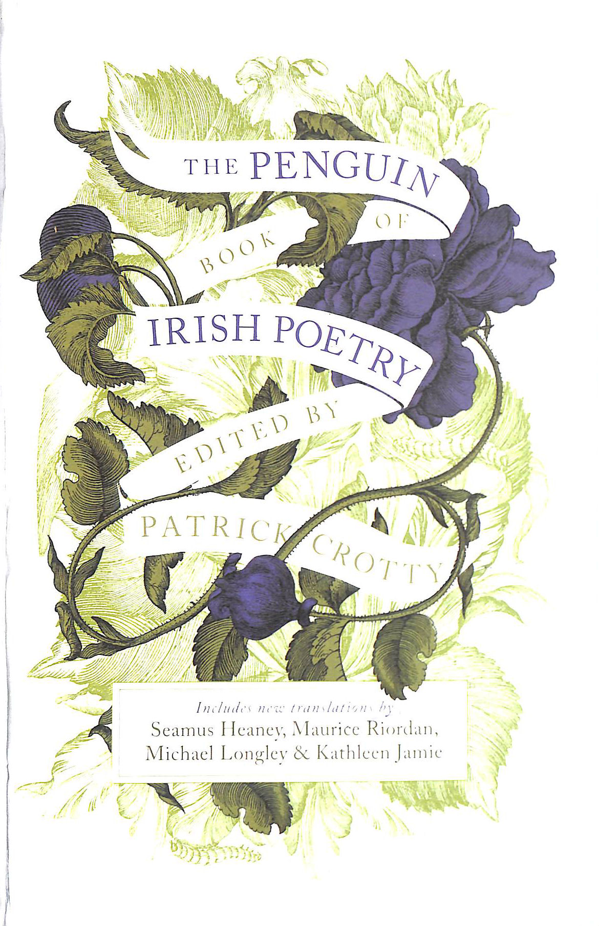 Image for The Penguin Book of Irish Poetry (Penguin Classics)