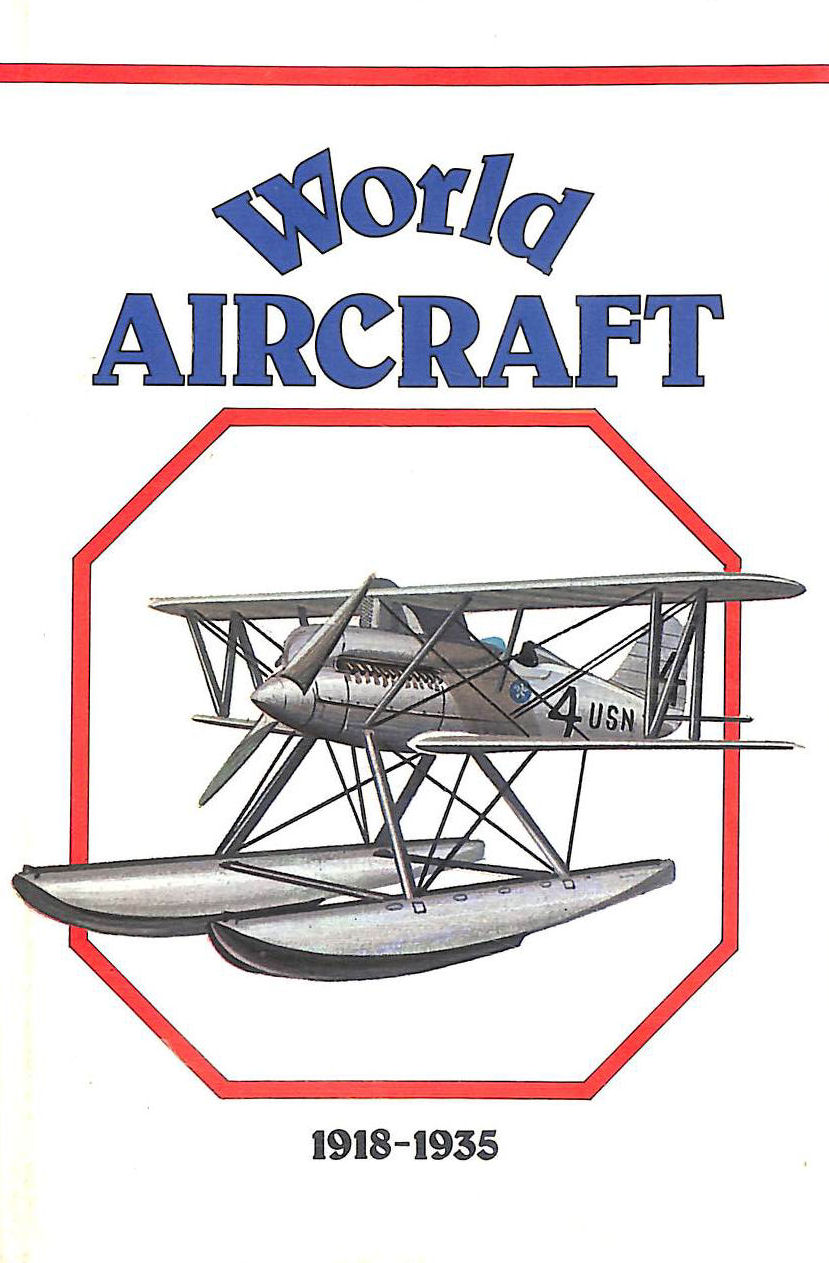 Image for World Aircraft 1918 - 1935