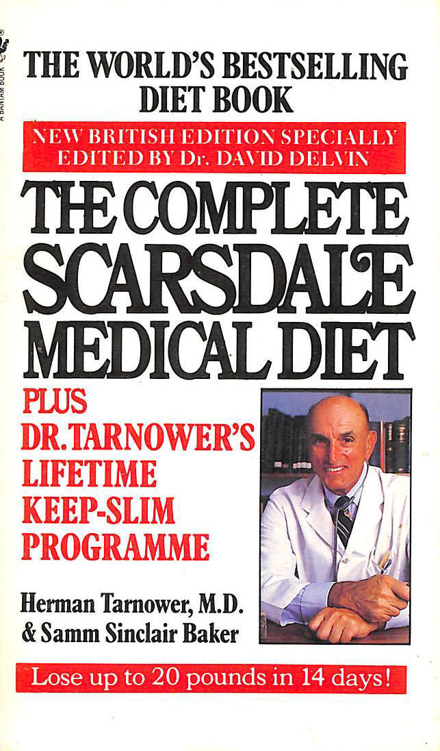 Image for The Complete Scarsdale Medical Diet Plus Dr. Tarnower's Lifetime Keep-Slim Program