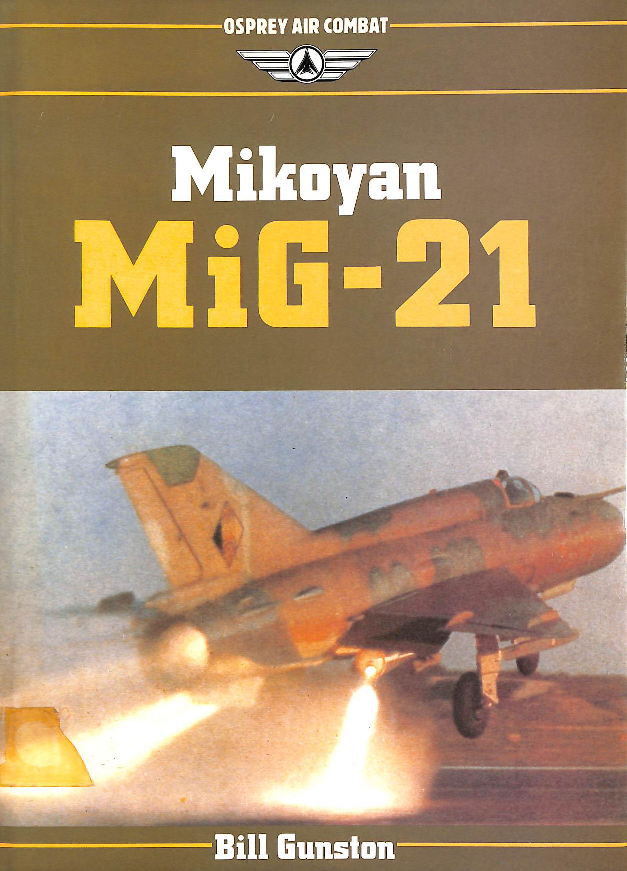 Image for Mikoyan MiG 21 (Osprey air combat)