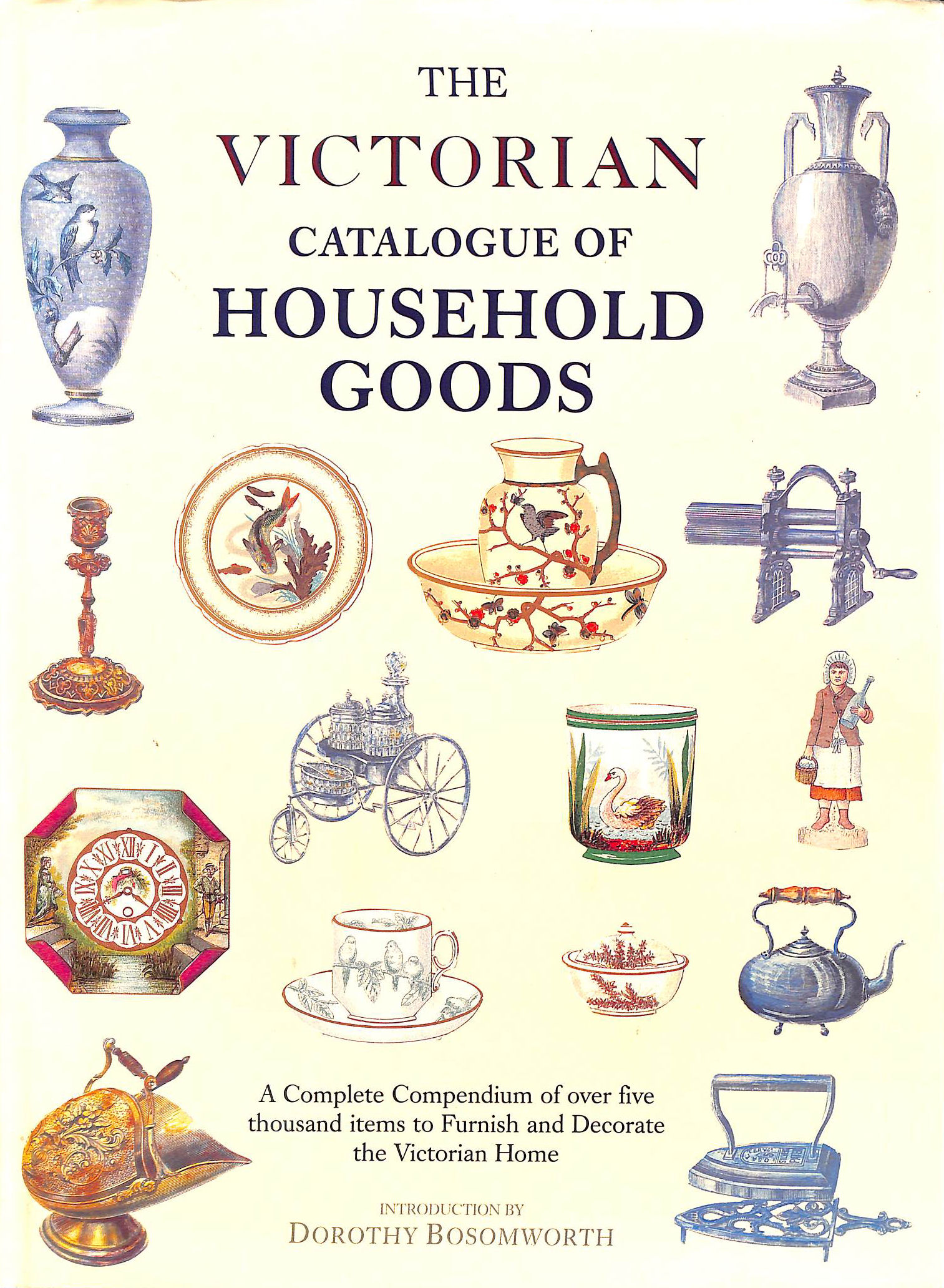 Image for Victorian Catalogue of Household Goods, The