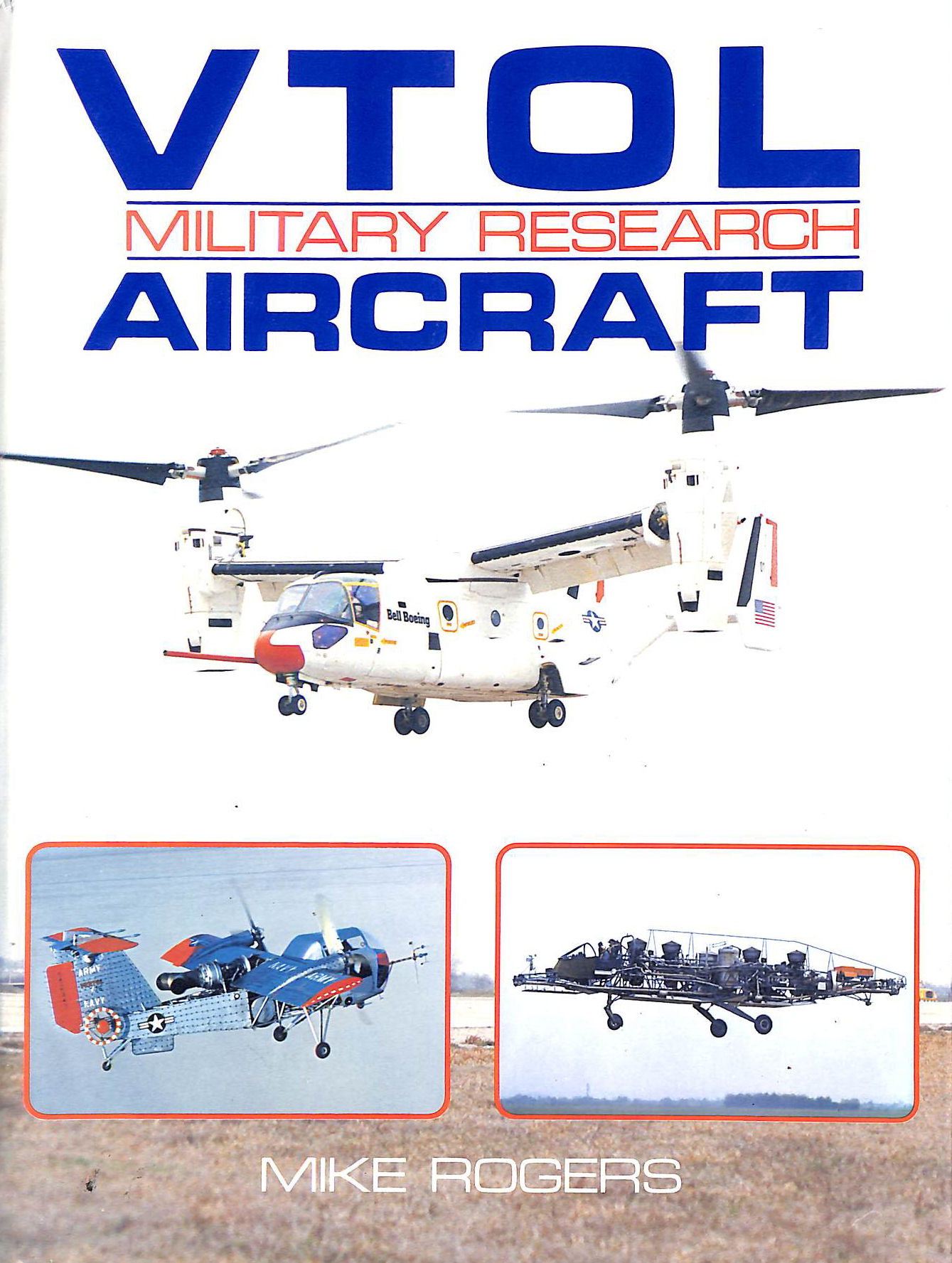 Image for Vertical Take-off and Landing Military Research Aircraft
