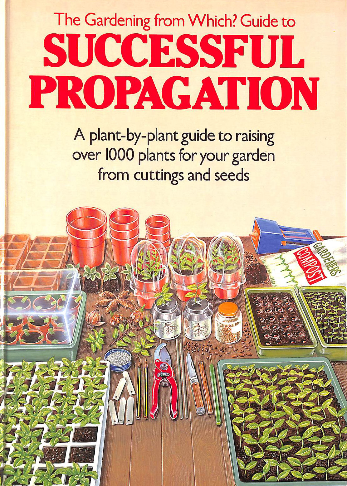 Image for Gardening/Which? Plant Propog (Which? books)
