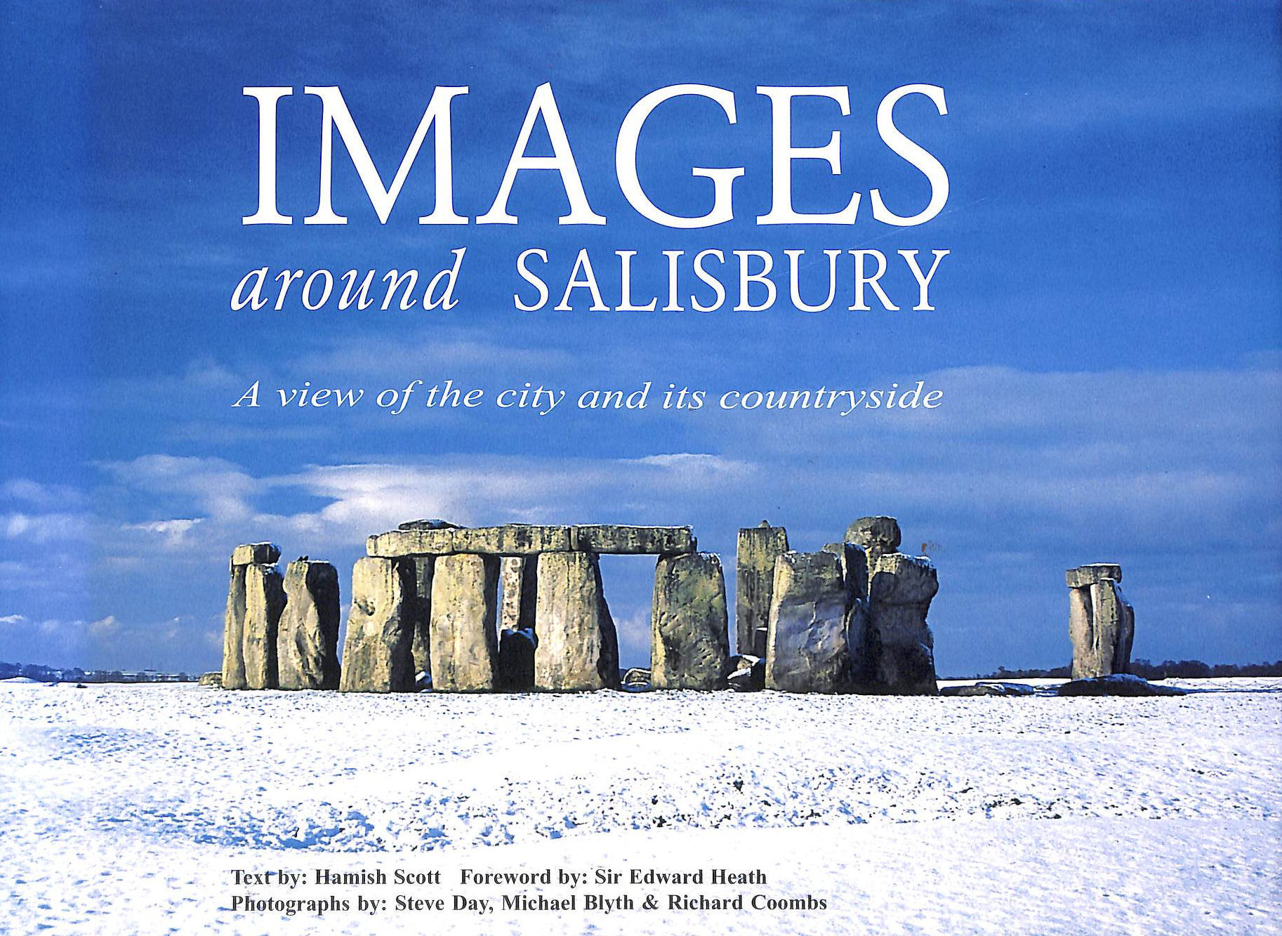 Image for Images Around Salisbury A View Of The City And Its Countryside