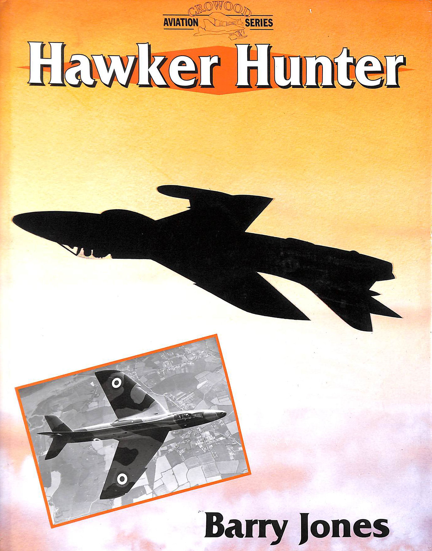 Image for Hawker Hunter (Crowood Aviation)