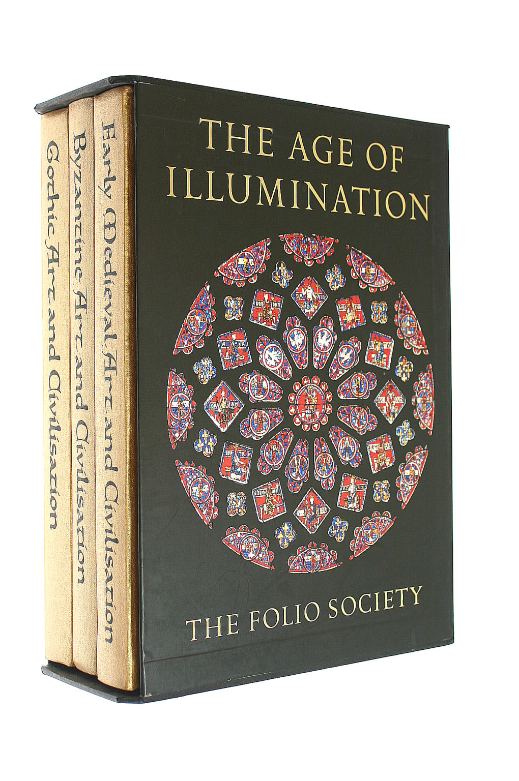 Image for The Age of illumination: Byzantine Art and Civilisation, Early Medieval Art and Civilisation, Gothic Art and Civilisation, [3 Volume Boxed-Set]
