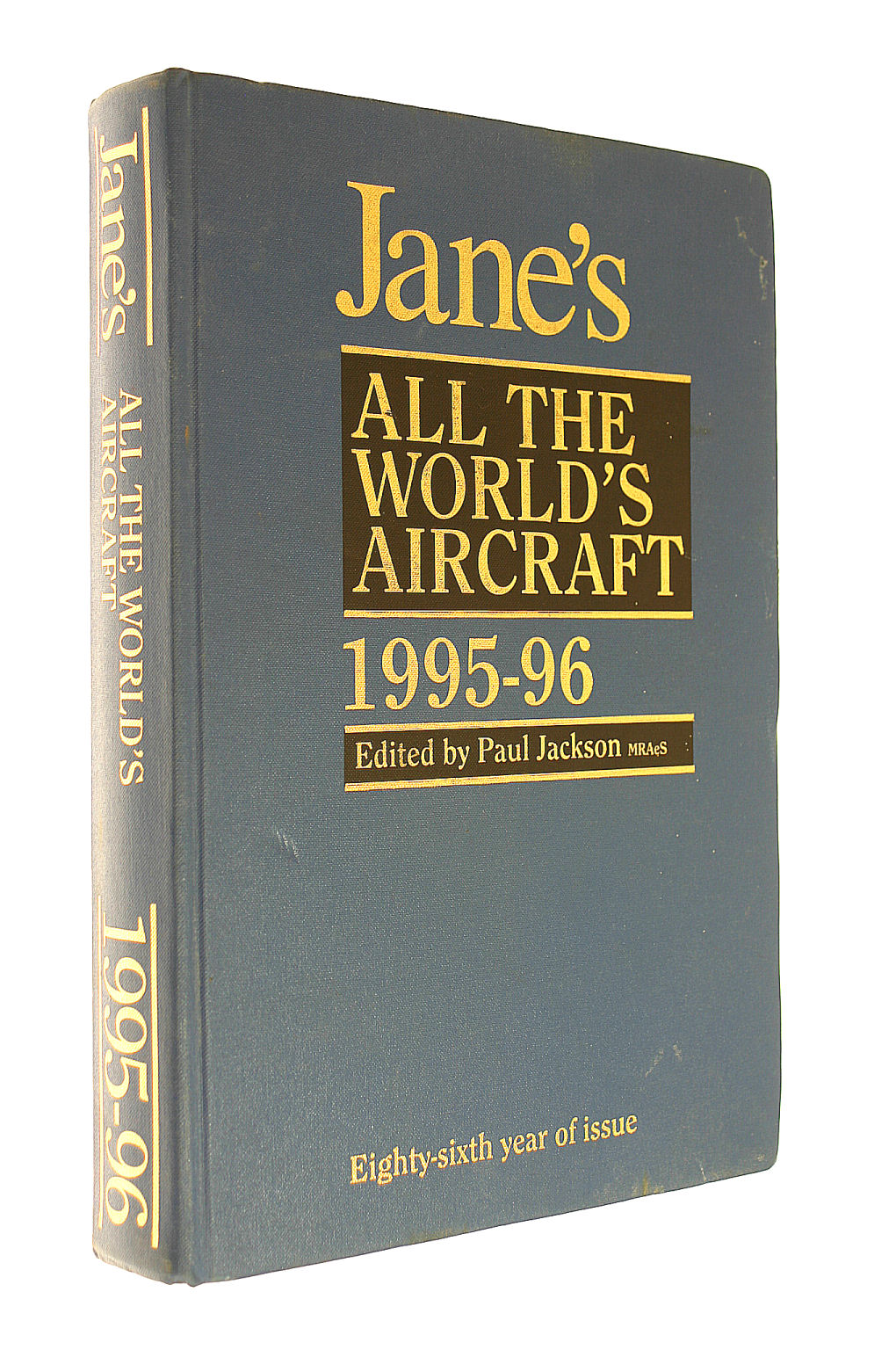 Image for Jane's All the World's Aircraft 1995-96