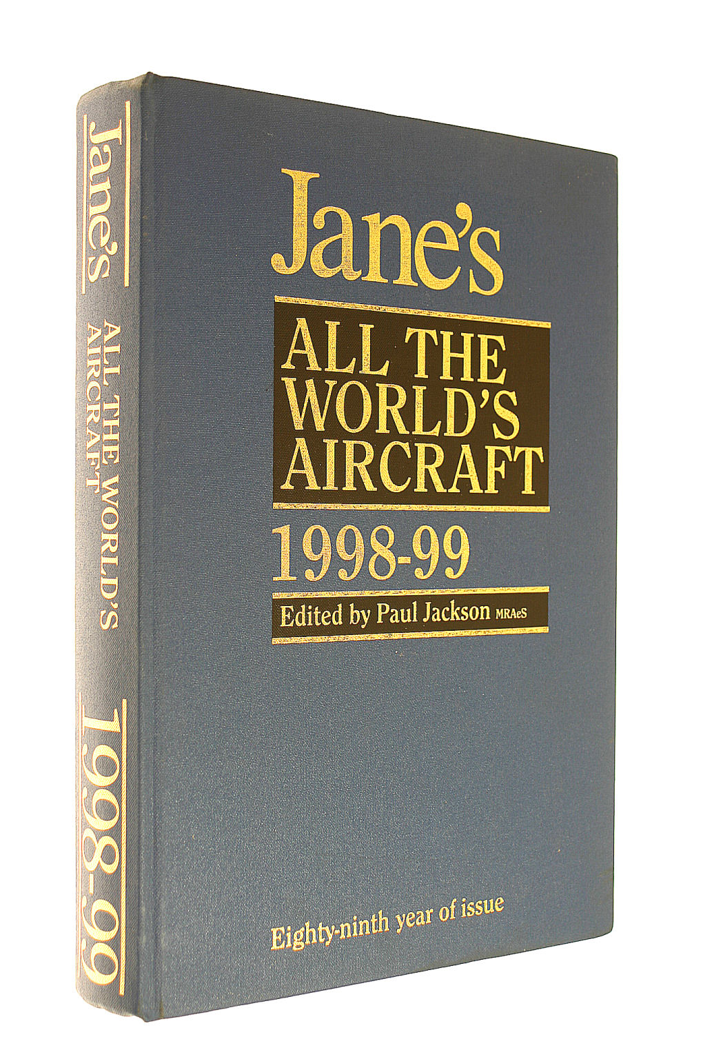 Image for Jane's All the World's Aircraft 1998-99