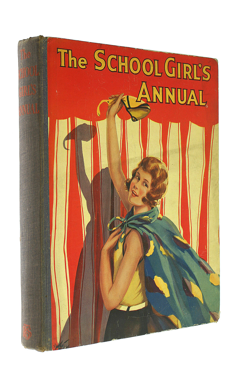 Image for The Girl's Own Annual. Stories of Adventure, Mystery and School