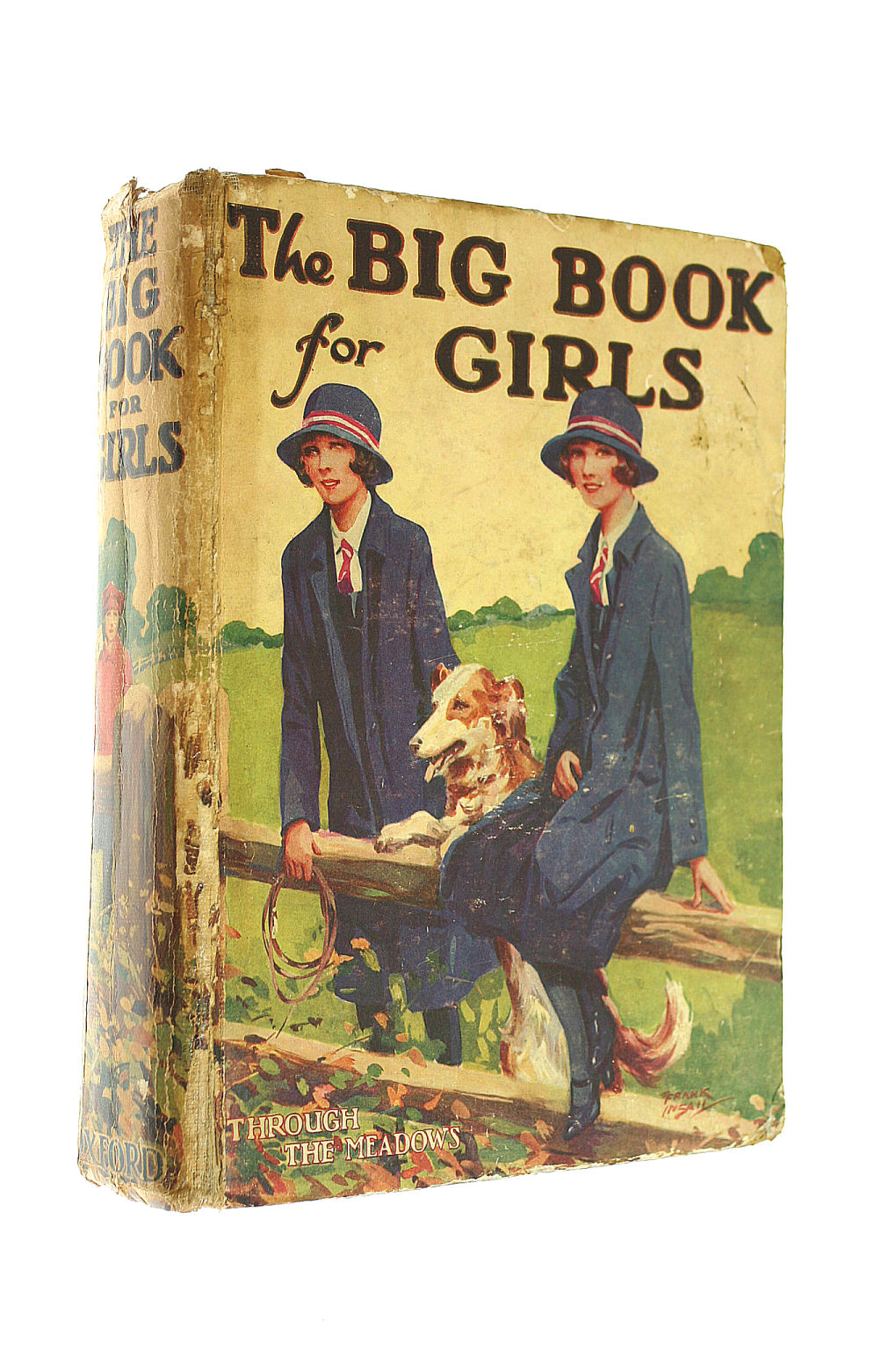 Image for The Big Book For Girls