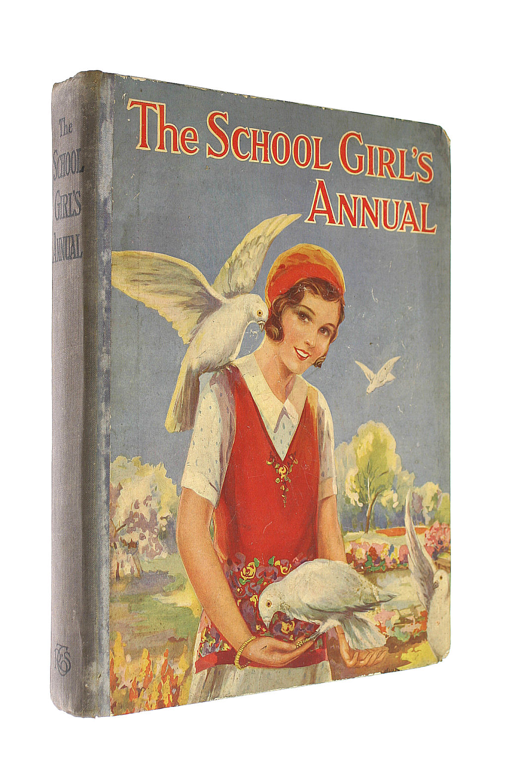 Image for The Schoolgirl's Annual, Stories Of School, Sports, And Adventure -