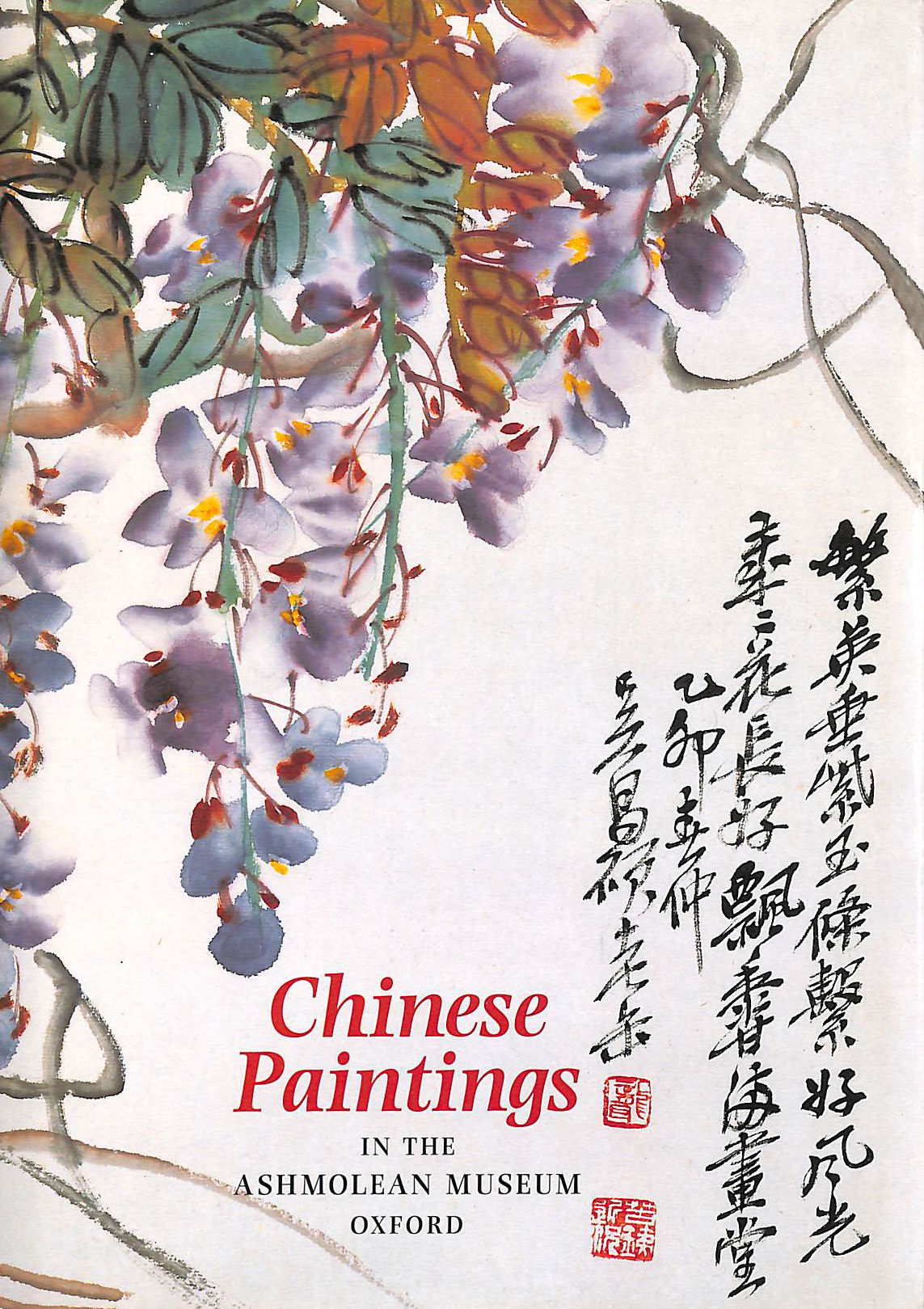 Image for Chinese Paintings in the Ashmolean Museum