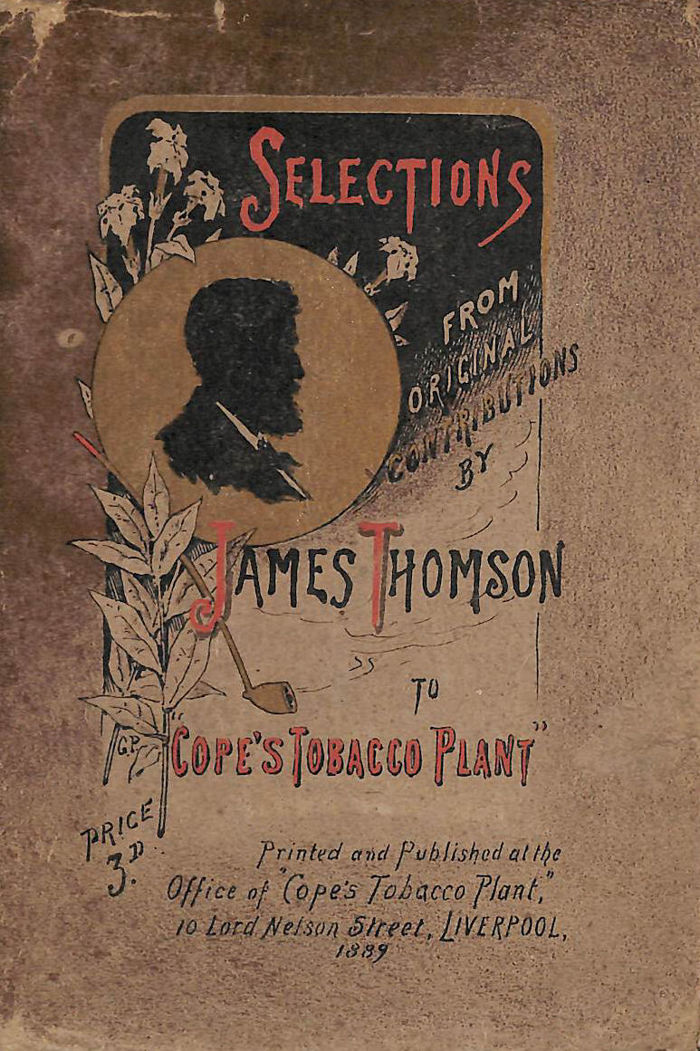 "Image for Selections From Original Contributions By James Thomson To ""Cope's Tobacco Plant."""