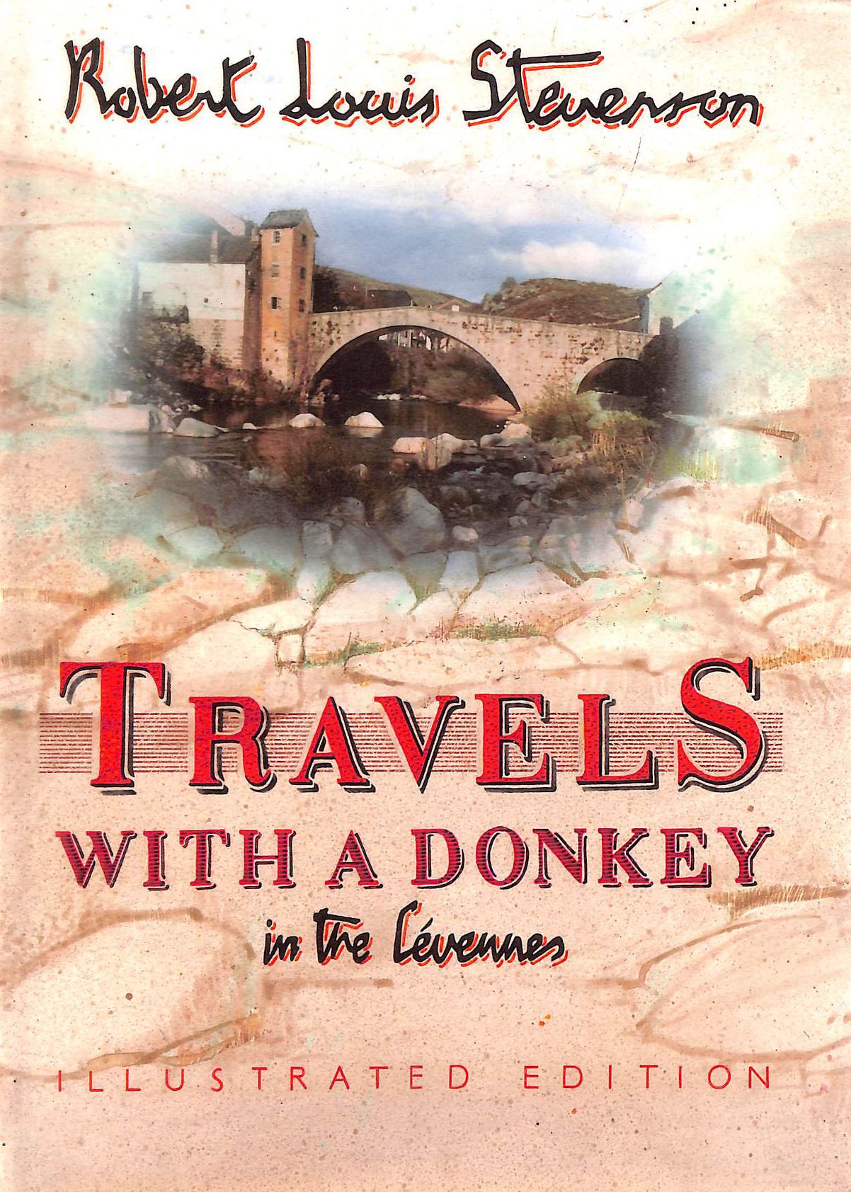 Image for Travels with a Donkey in the Cevennes: Illustrated Edition