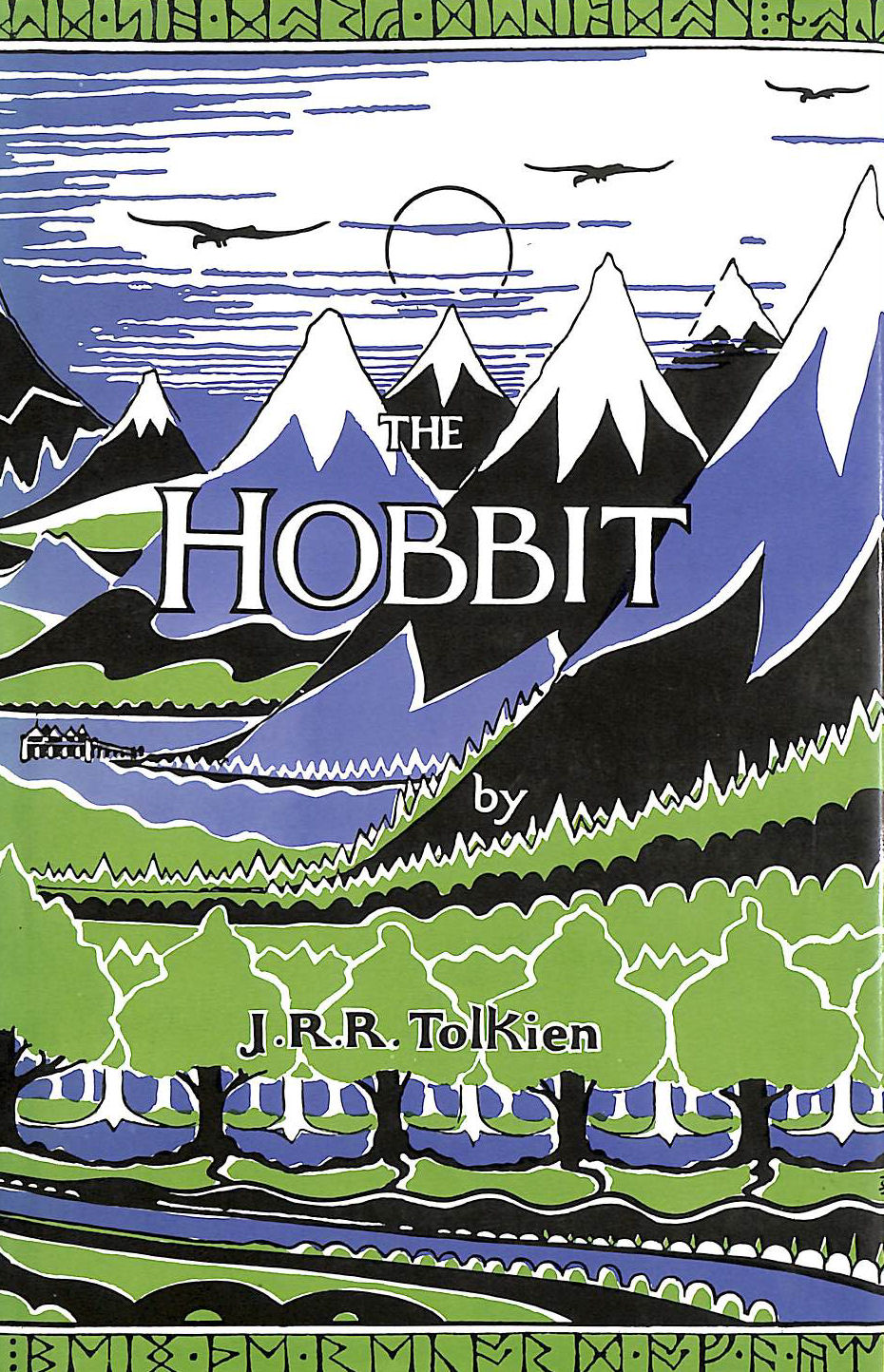 Image for The Hobbit or There and Back Again