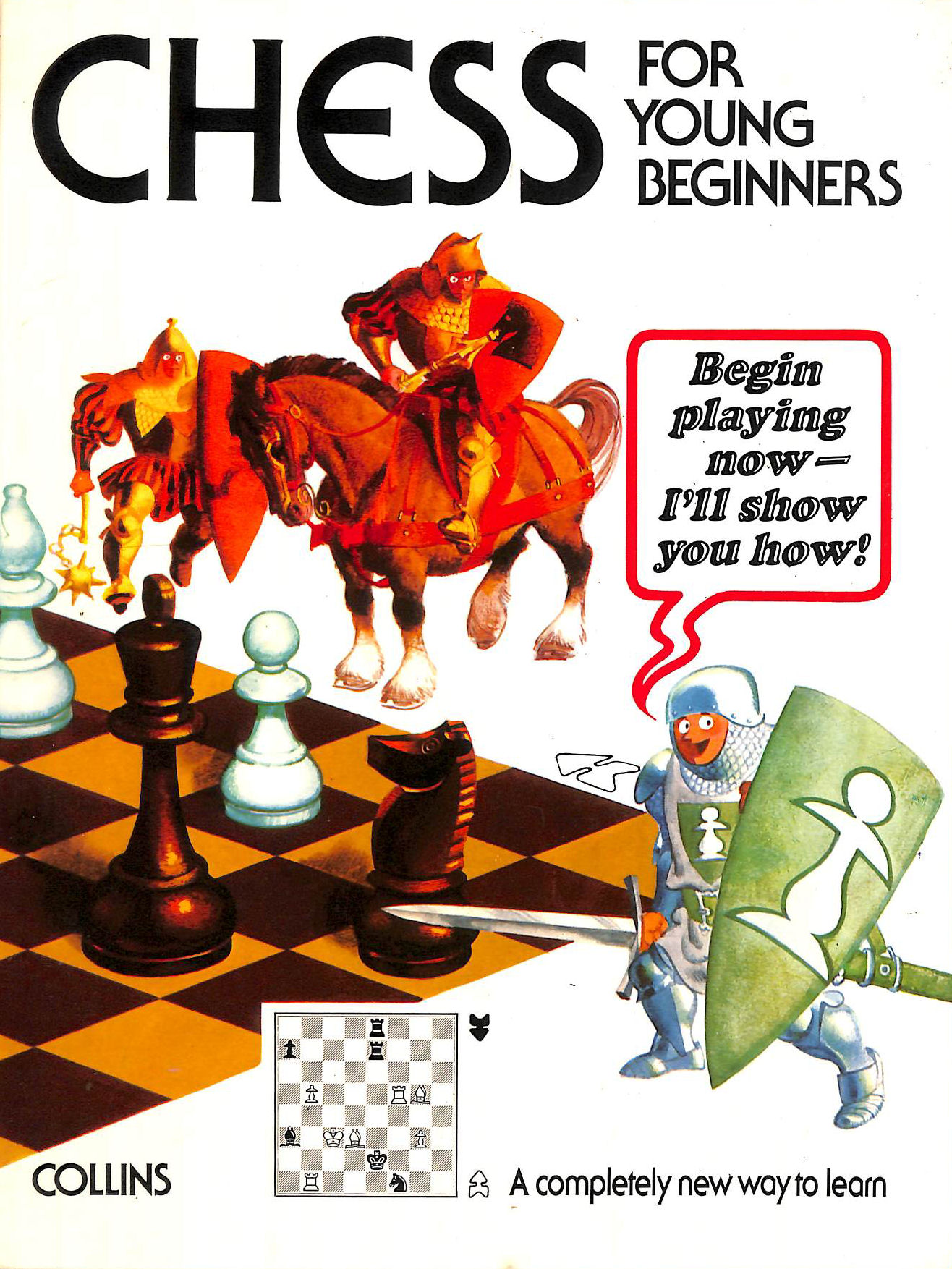Image for Chess for Young Beginners