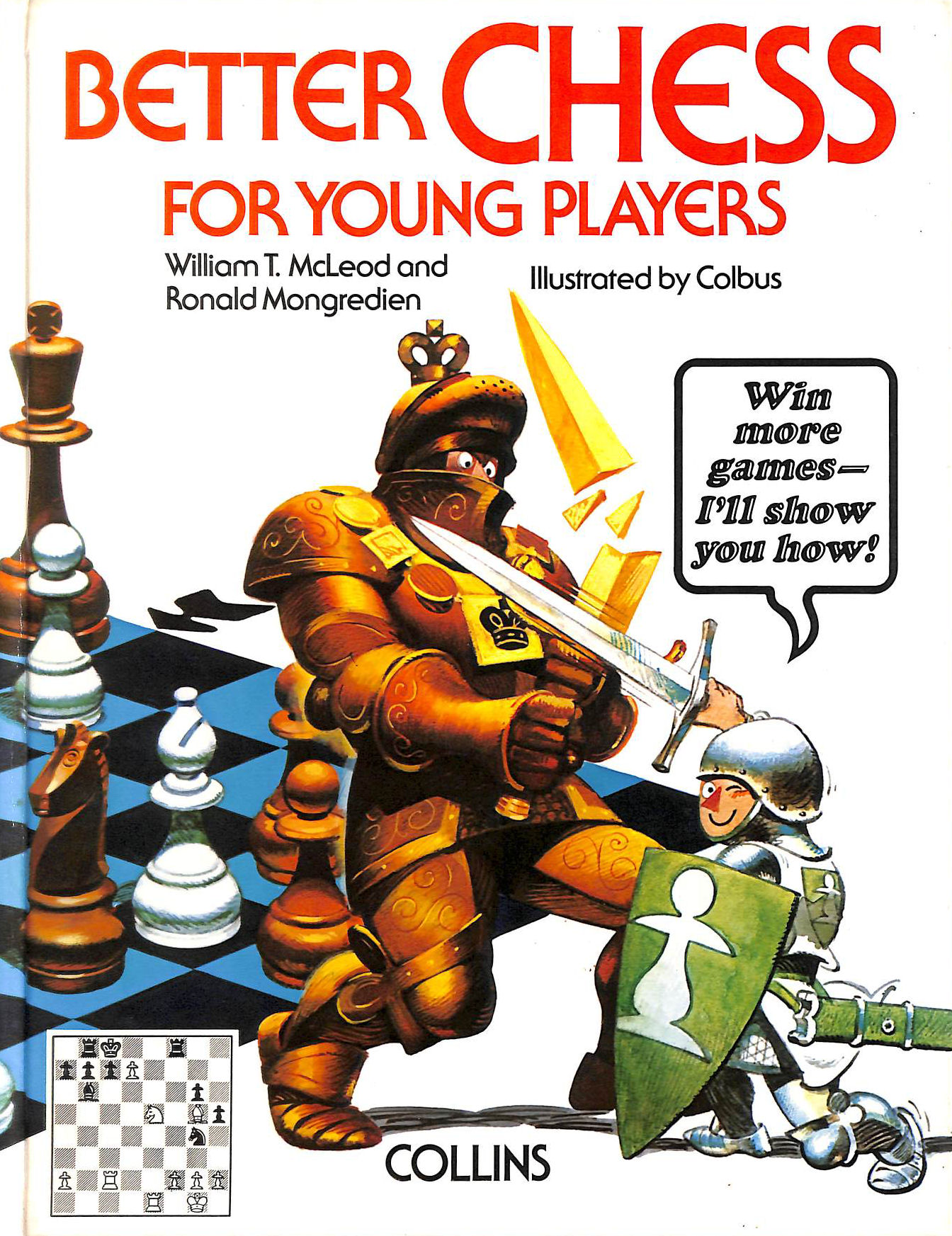 Image for Better Chess for Young Players
