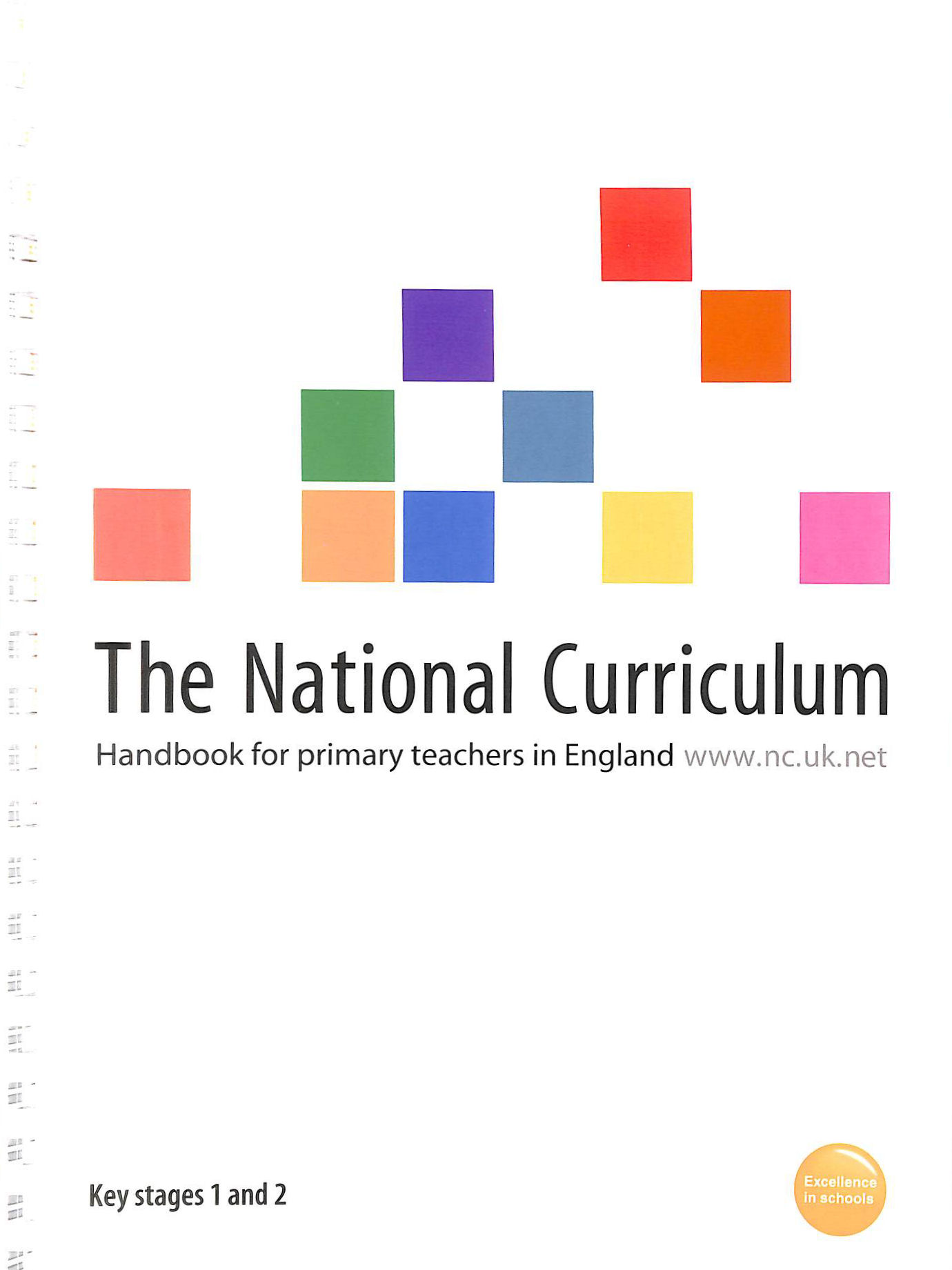 Image for The Handbook For Primary Teachers Key Stages 1 - 2
