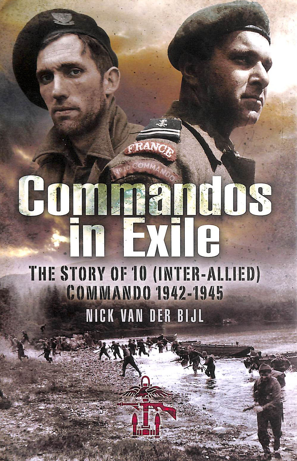 Image for Commandos in Exile: The Story of 10 (Inter-Allied) Commando 1942-1945