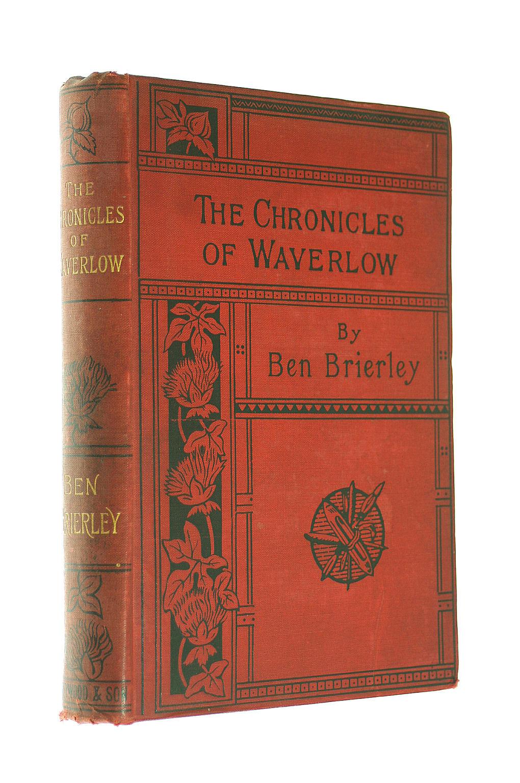 Image for Tales and Sketches of Lancashire Life the Chronicles of Waverlow
