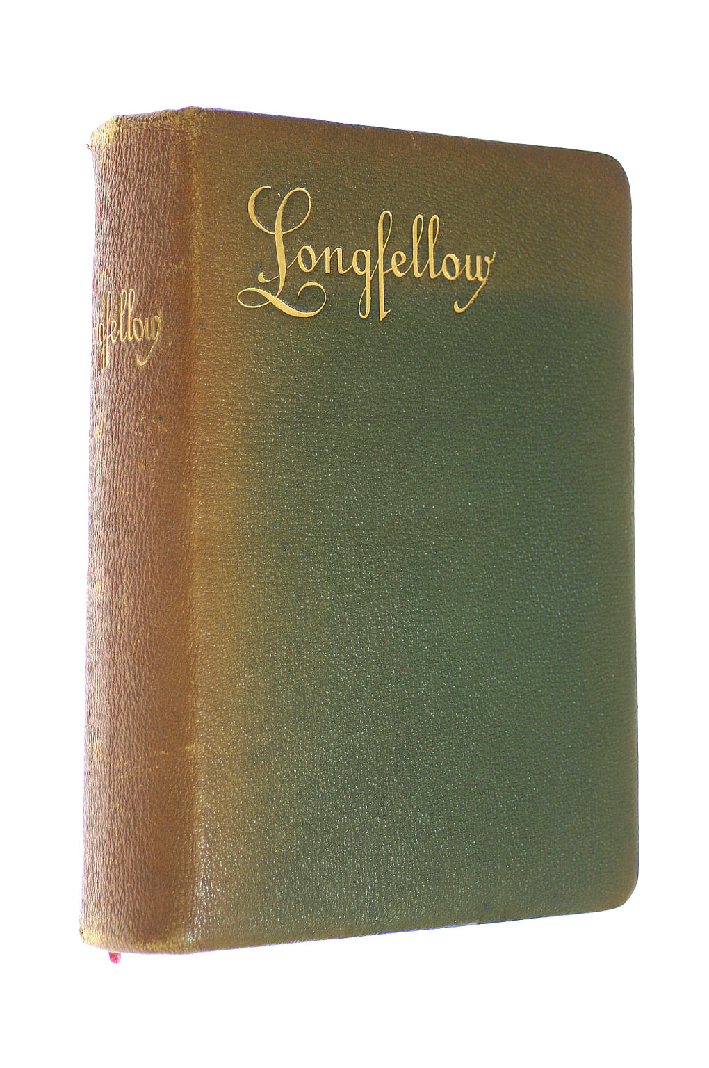 Image for The Poetical Works of Henry W. Longfellow
