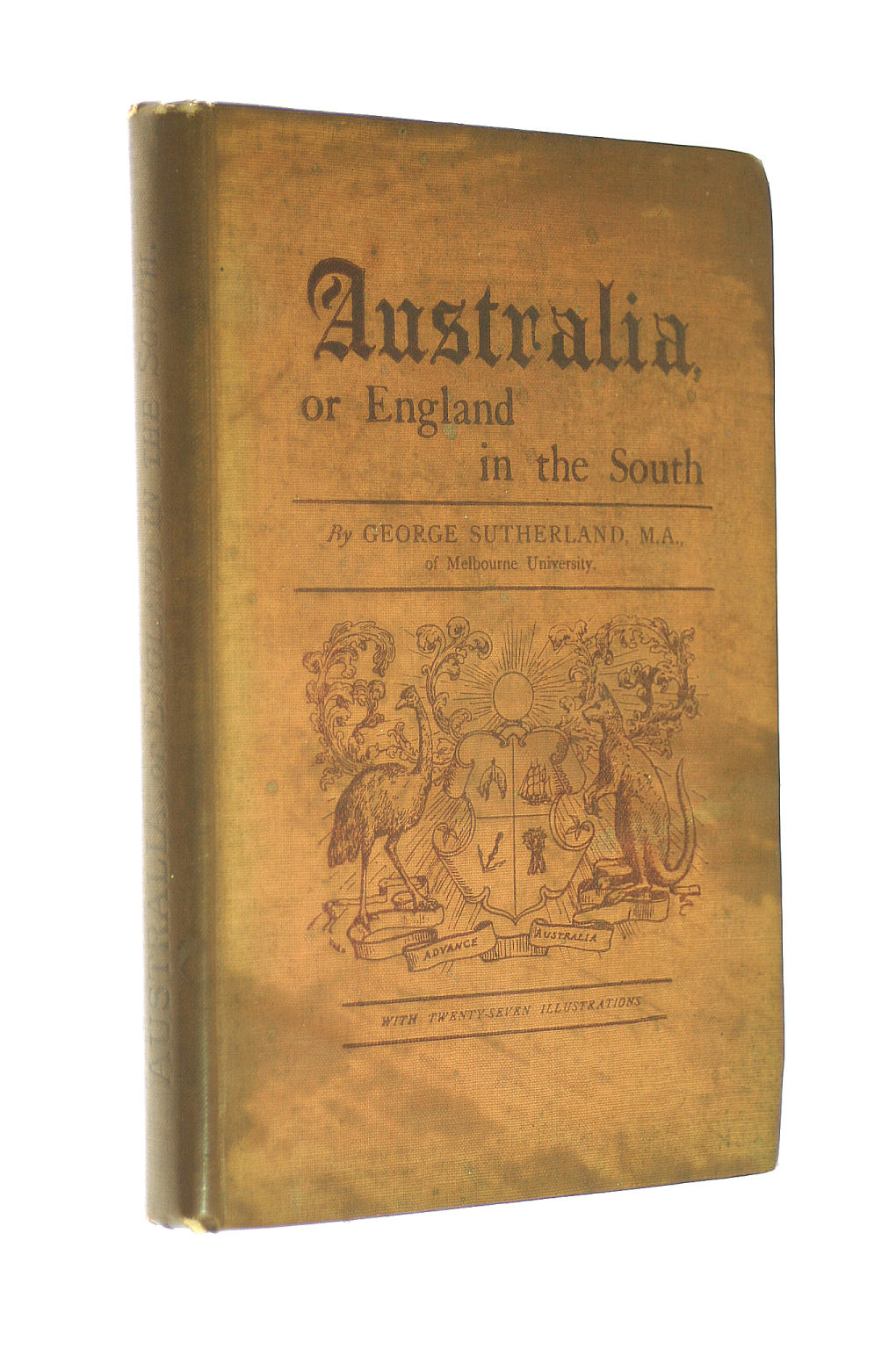 Image for Australia, or England in the South ... With ... illustrations