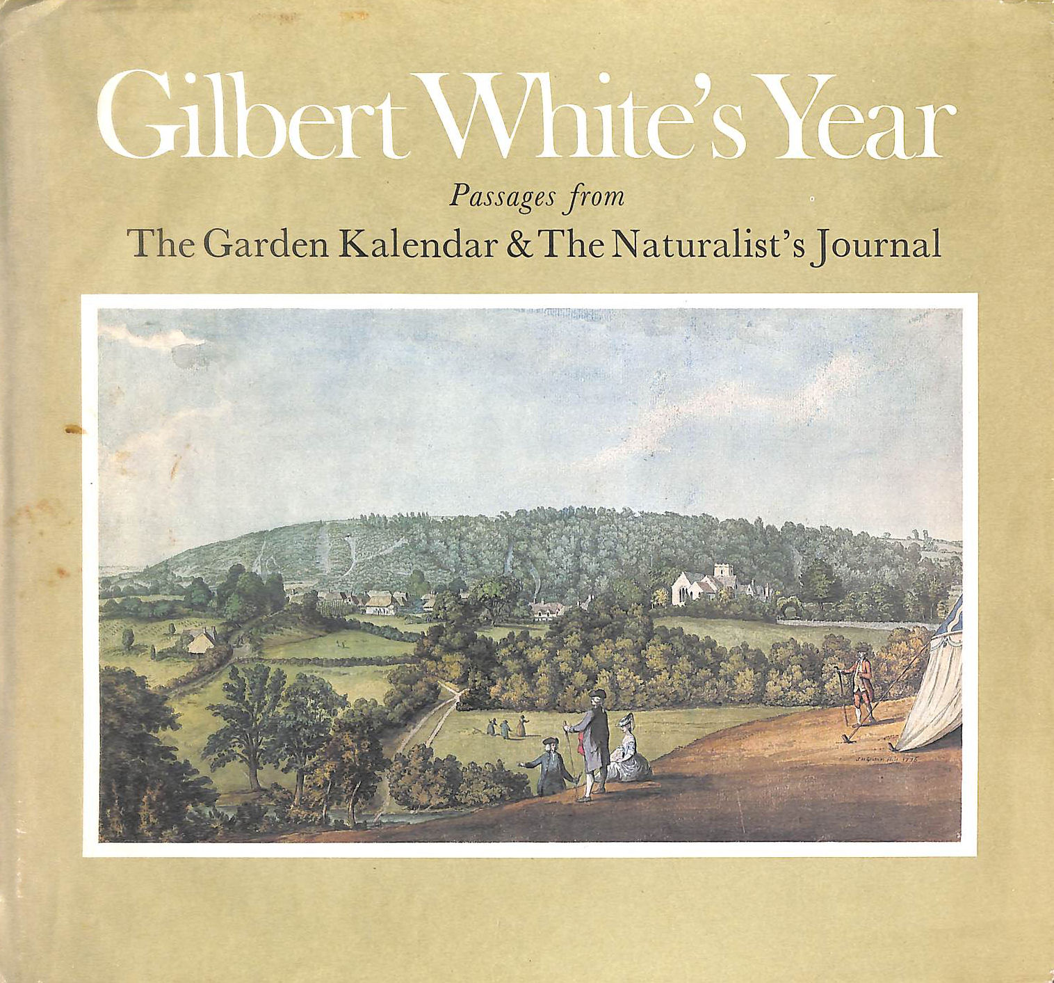 "Image for Gilbert White's Year: Passages from ""The Garden Kalendar"" and ""The Naturalist's Journal"""