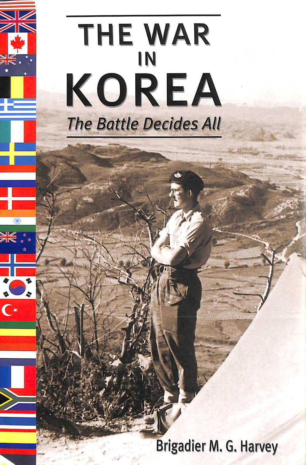 Image for The War in Korea: The Battle Decides All