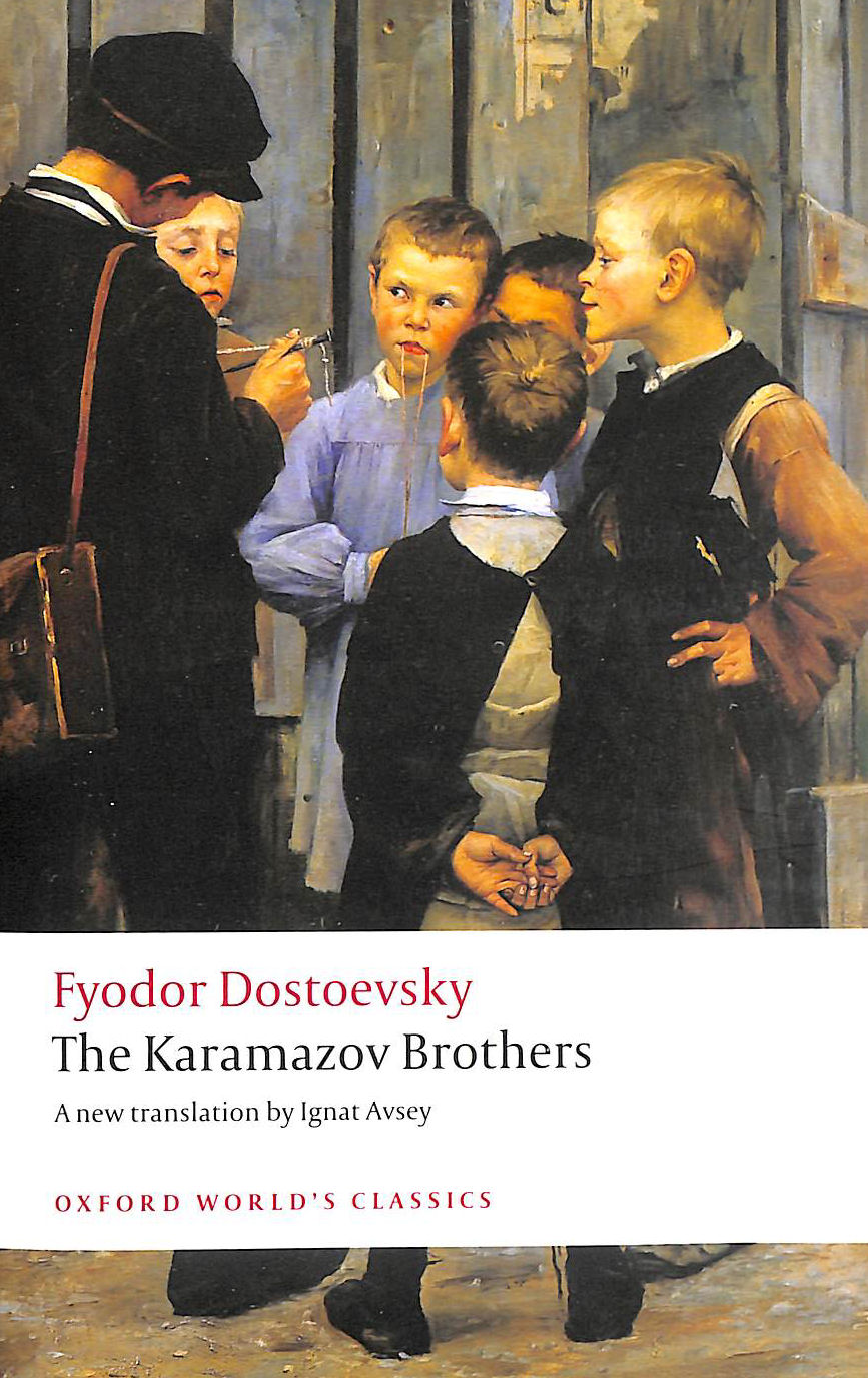 Image for The Karamazov Brothers (Oxford World's Classics)