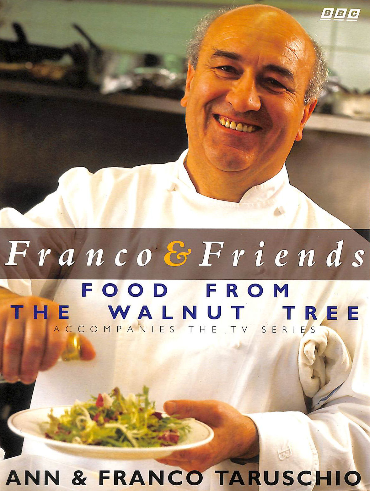 Image for Franco and Friends: food from the Walnut Tree