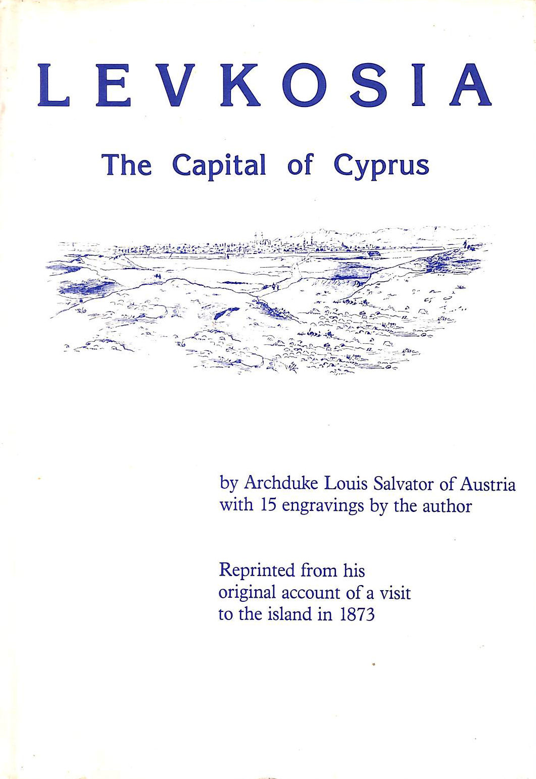 Image for Levkosia: The Capital of Cyprus