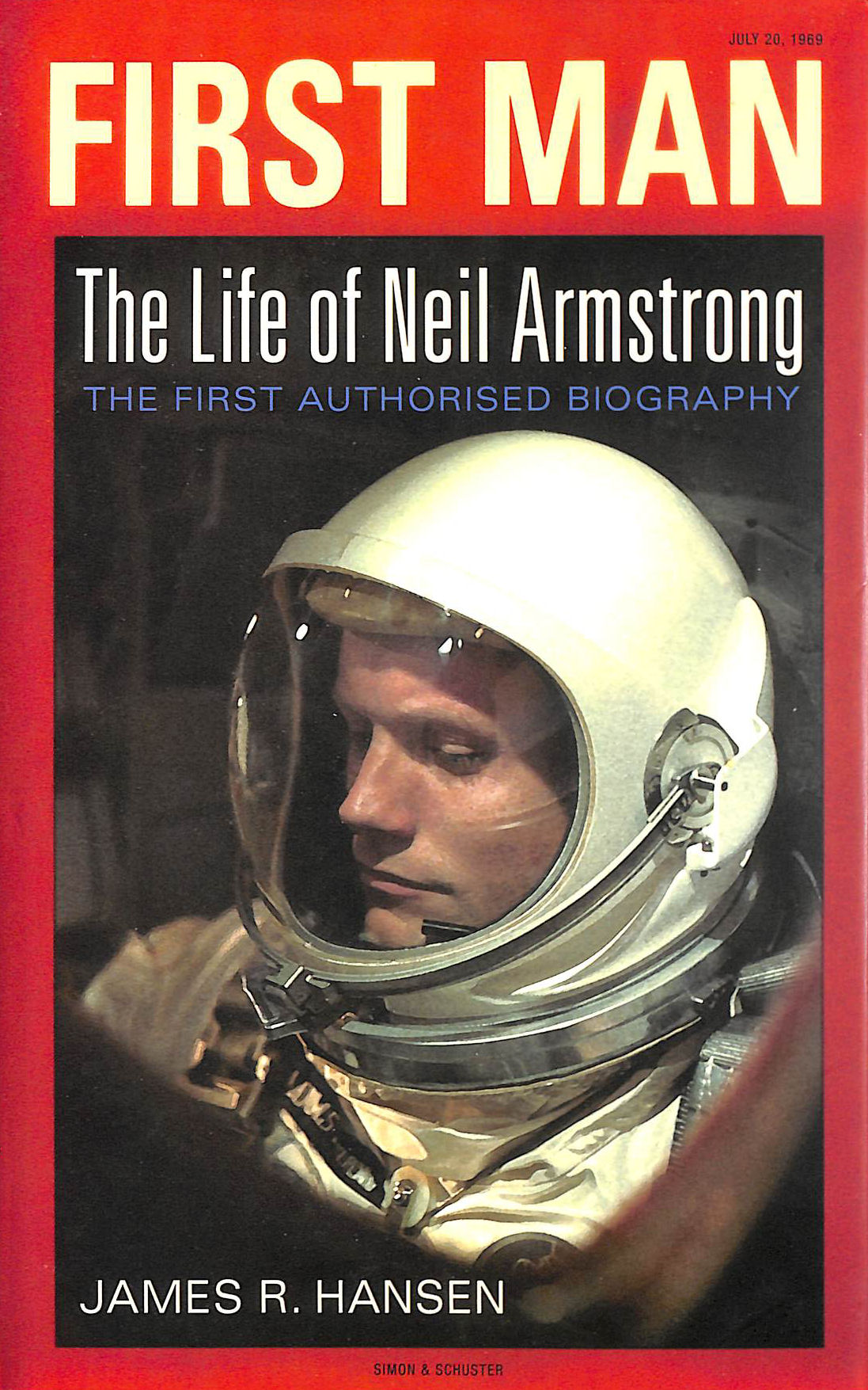 Image for First Man: The Life of Neil Armstrong