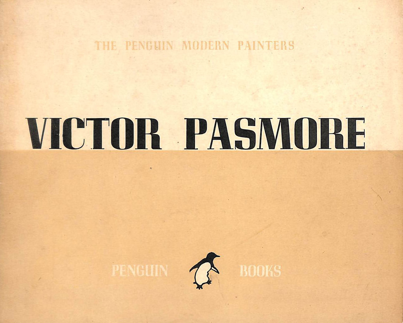 Image for Victor Passmore the Penguin Modern Painters