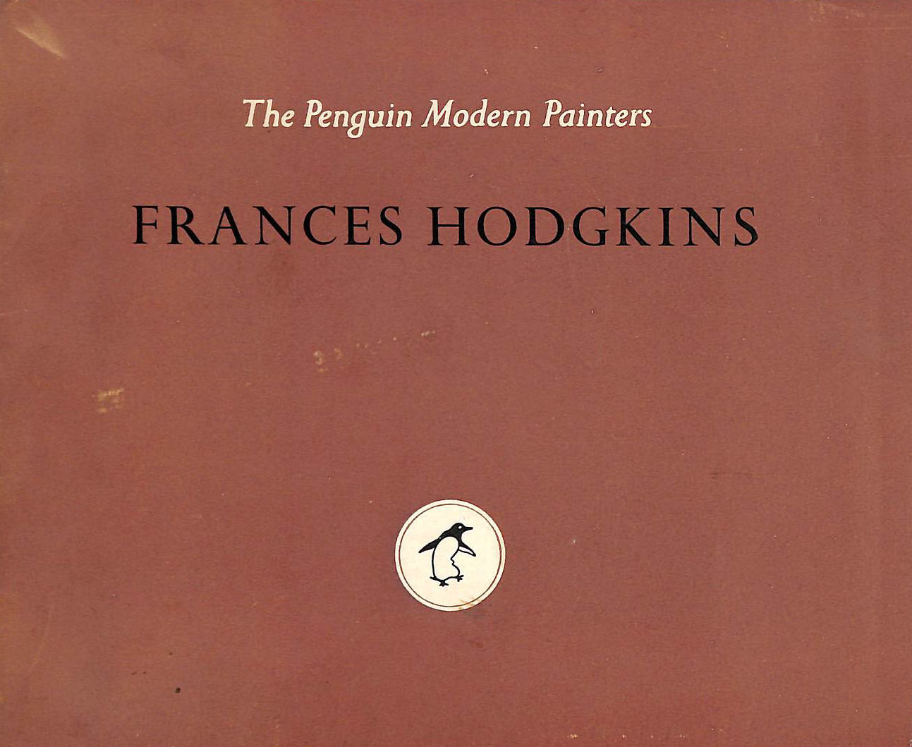 Image for Frances Hodgkins (The Penguin modern painters)