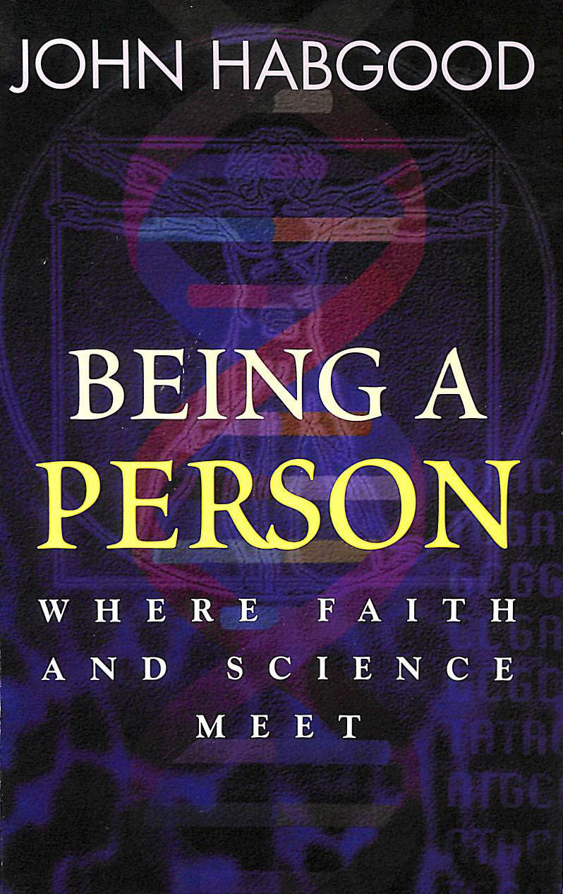 Image for Being a Person