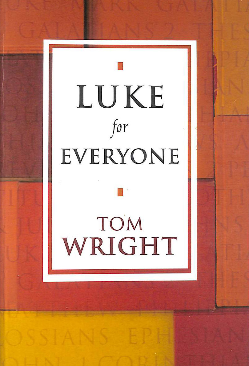 Image for Luke for Everyone (New Testament for Everyone)