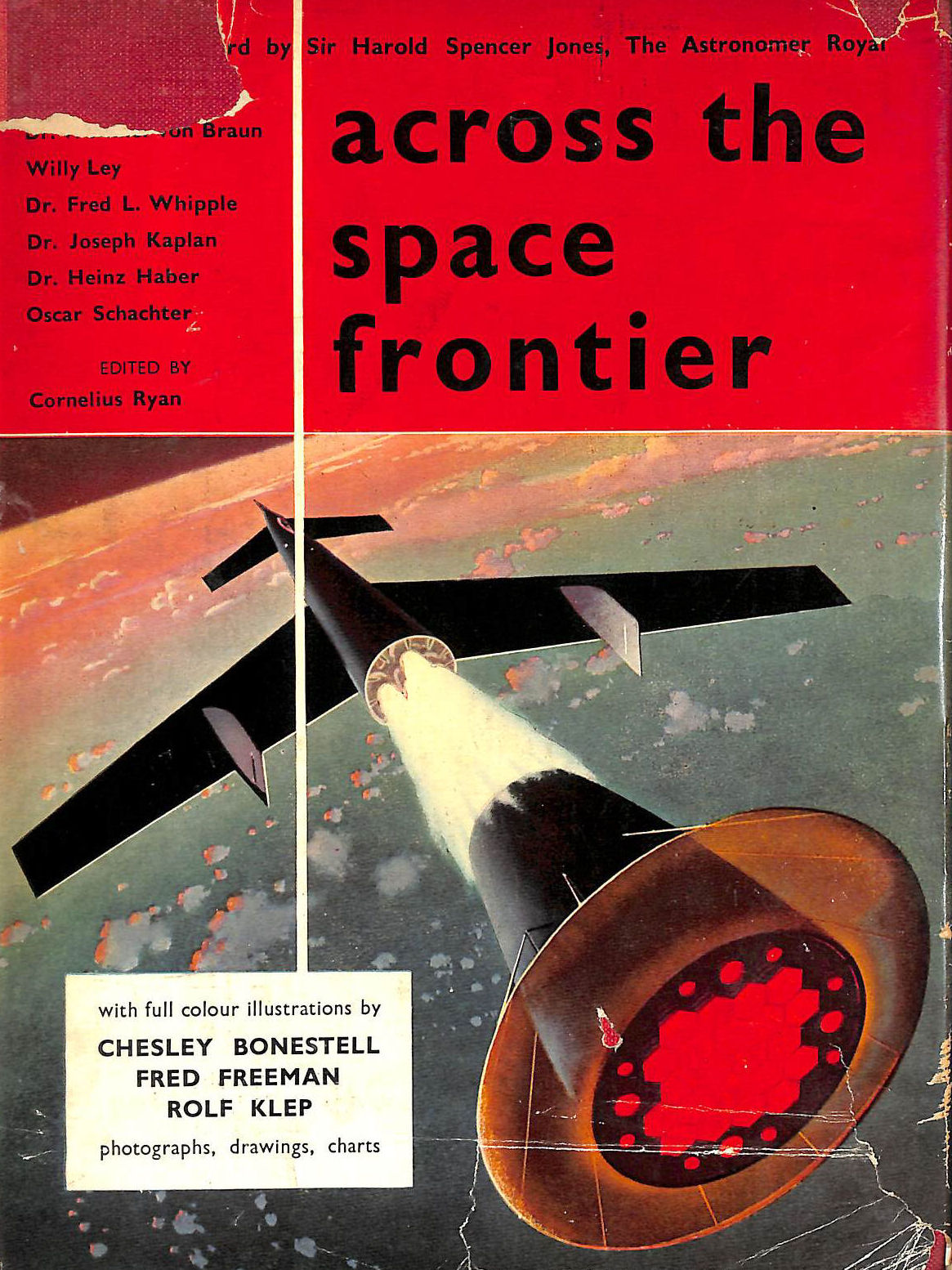 Image for Across The Space Frontier.