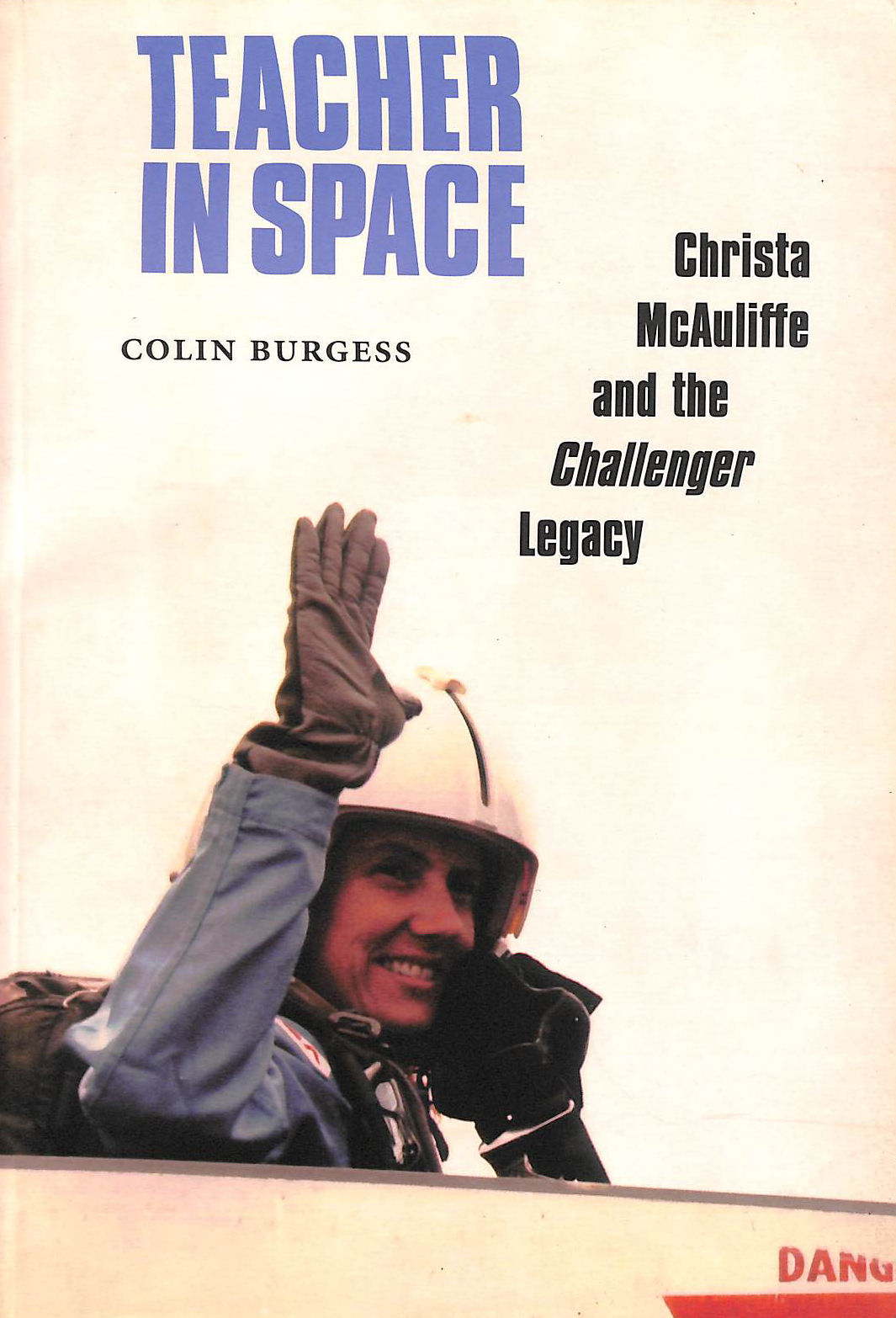 Image for Teacher in Space: Christa Mcauliffe and the Challenger Legacy