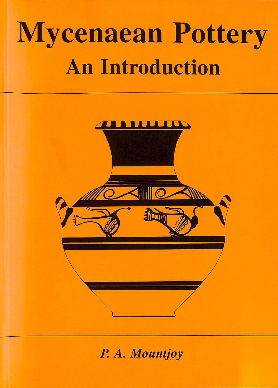 Image for Mycenaean Pottery: An Introduction (OUCA)