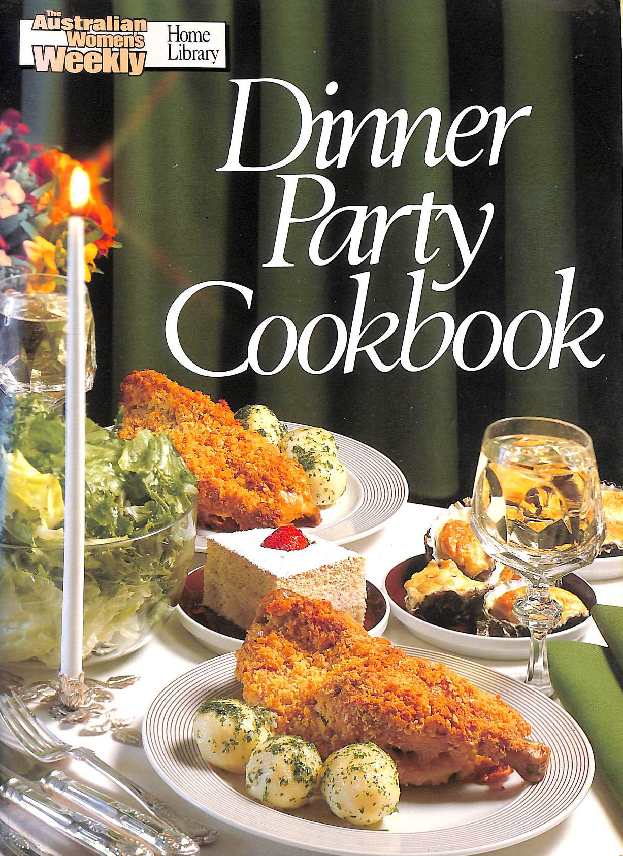 """Image for Dinner Party Cook Book: No. 1: Vol 1 (""""Australian Women's Weekly"""" Home Library)"""