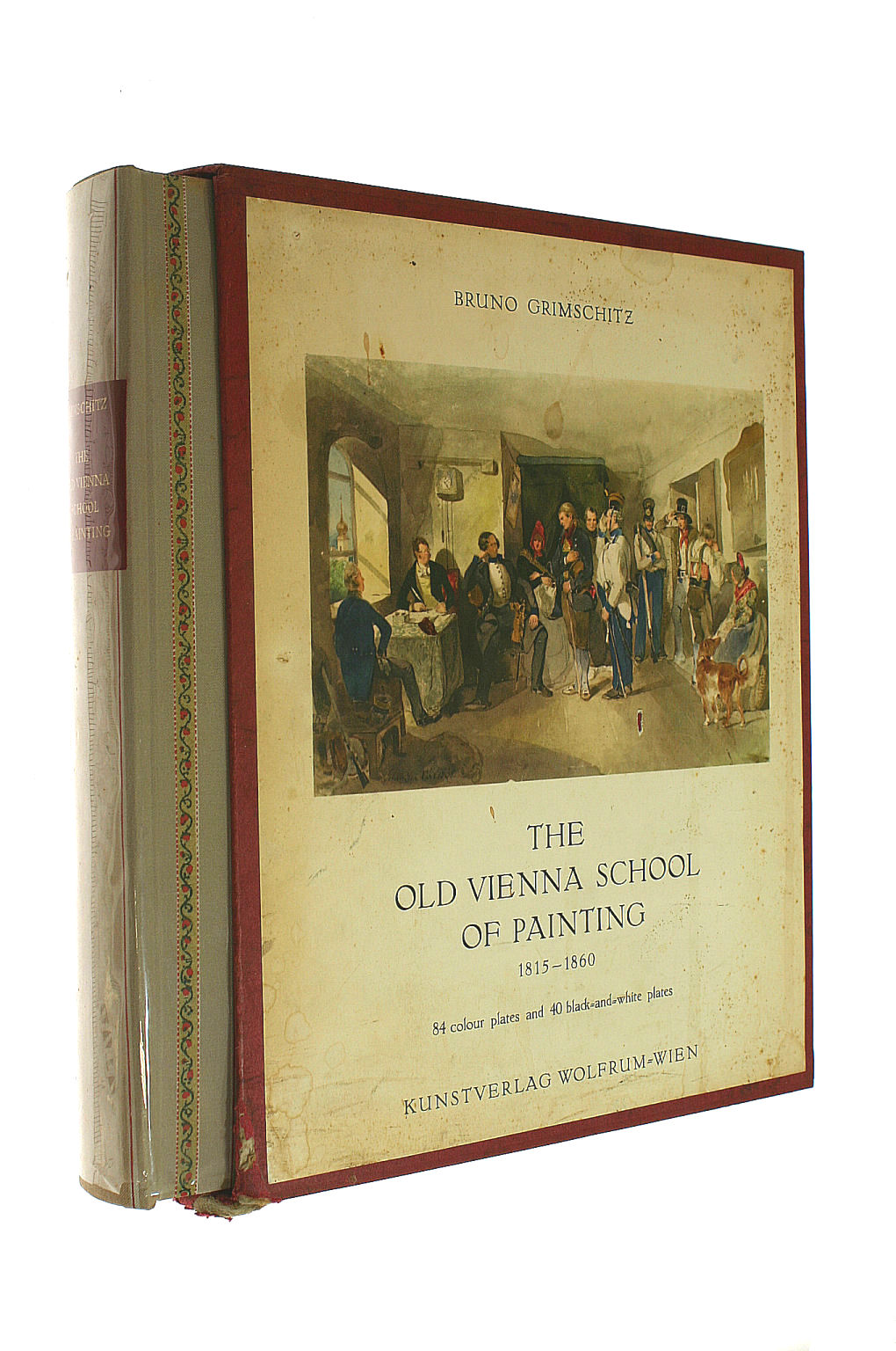 Image for The Old Vienna School of Painting 1815 - 1860