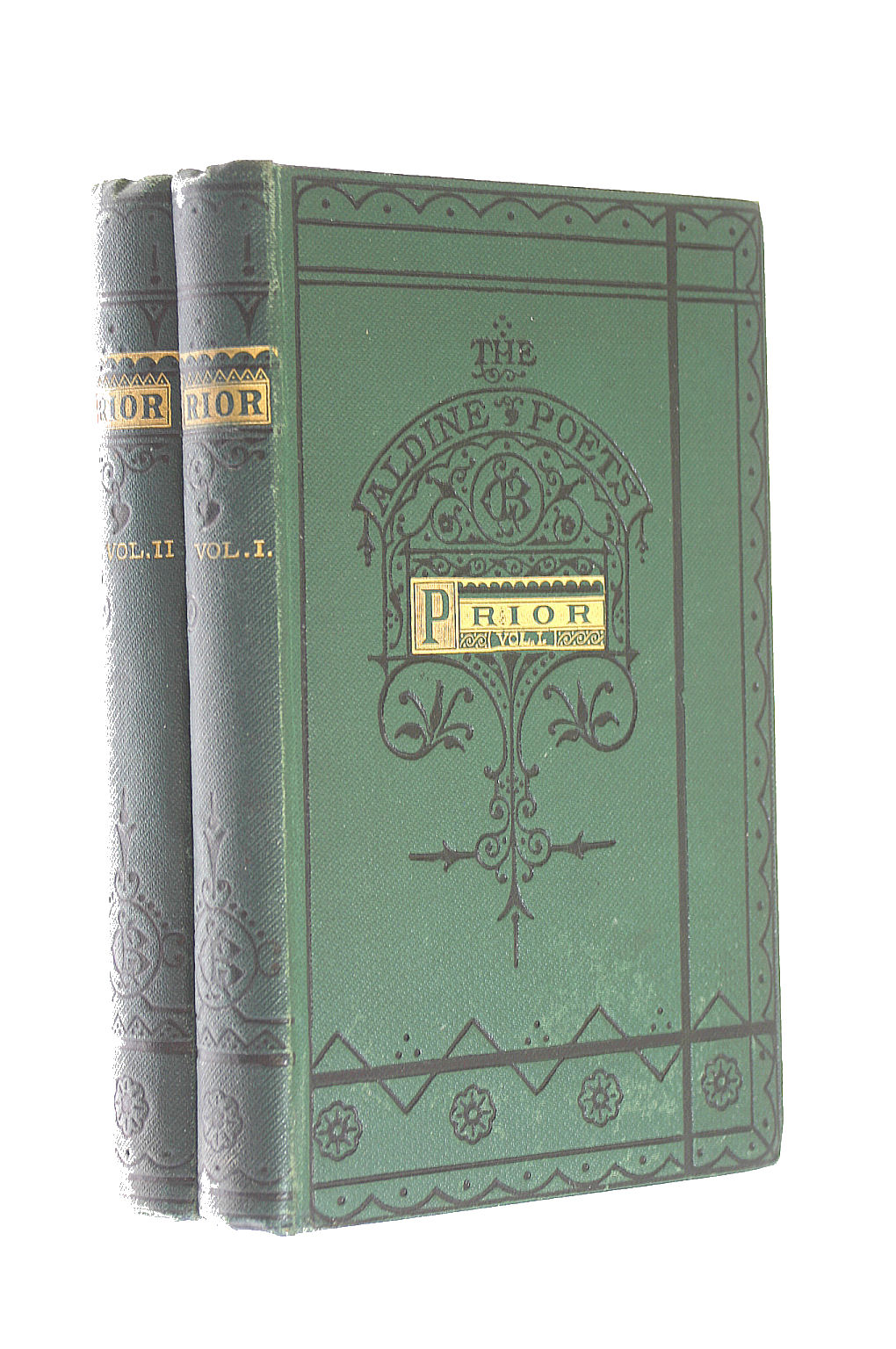 Image for The Poetical Works of Matthew Prior - [Complete in 2 Volumes]